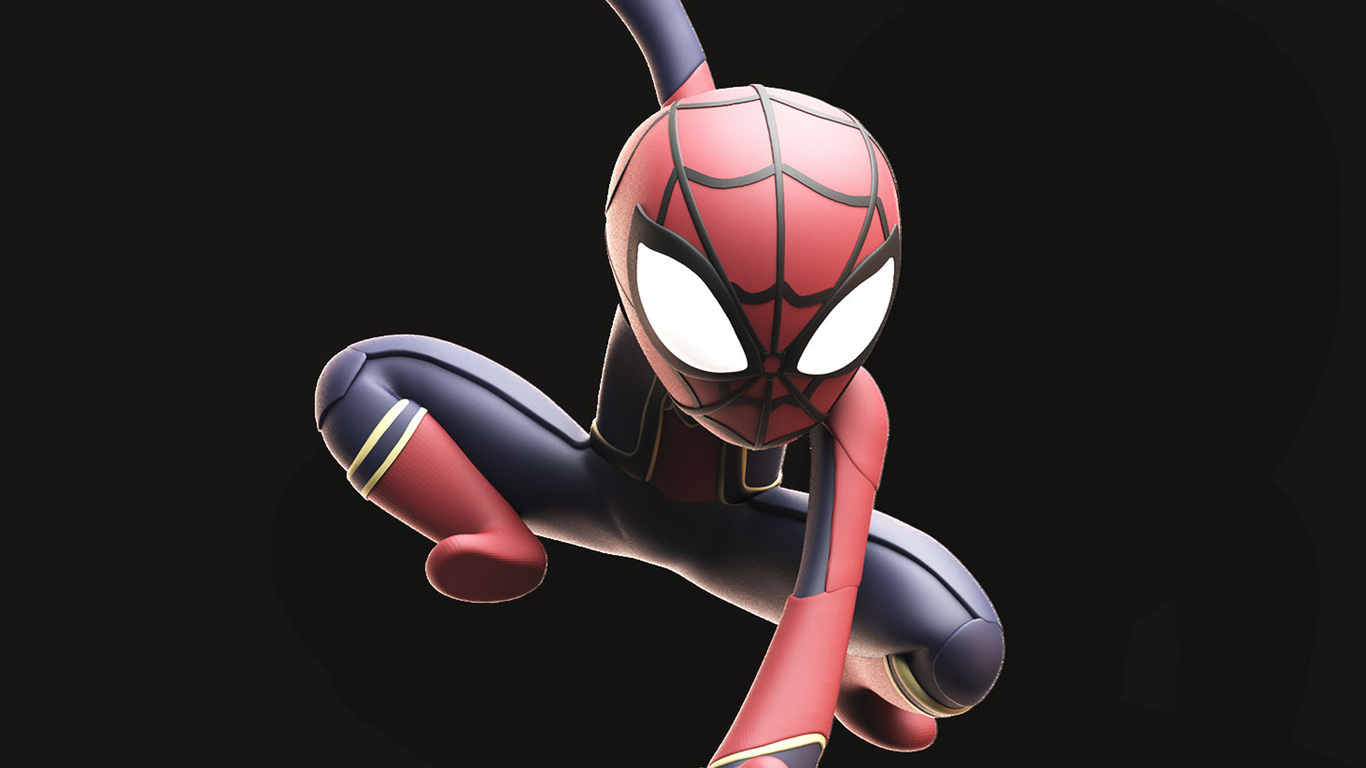 1366x768 Spiderman 3d Artwork 1366x768 Resolution Hd 4k Wallpapers
