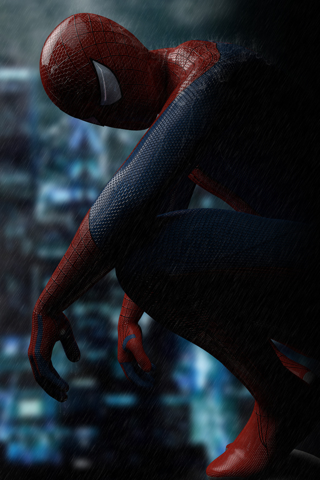 640x960 Spiderman 3d Iphone 4 Iphone 4s Hd 4k Wallpapers