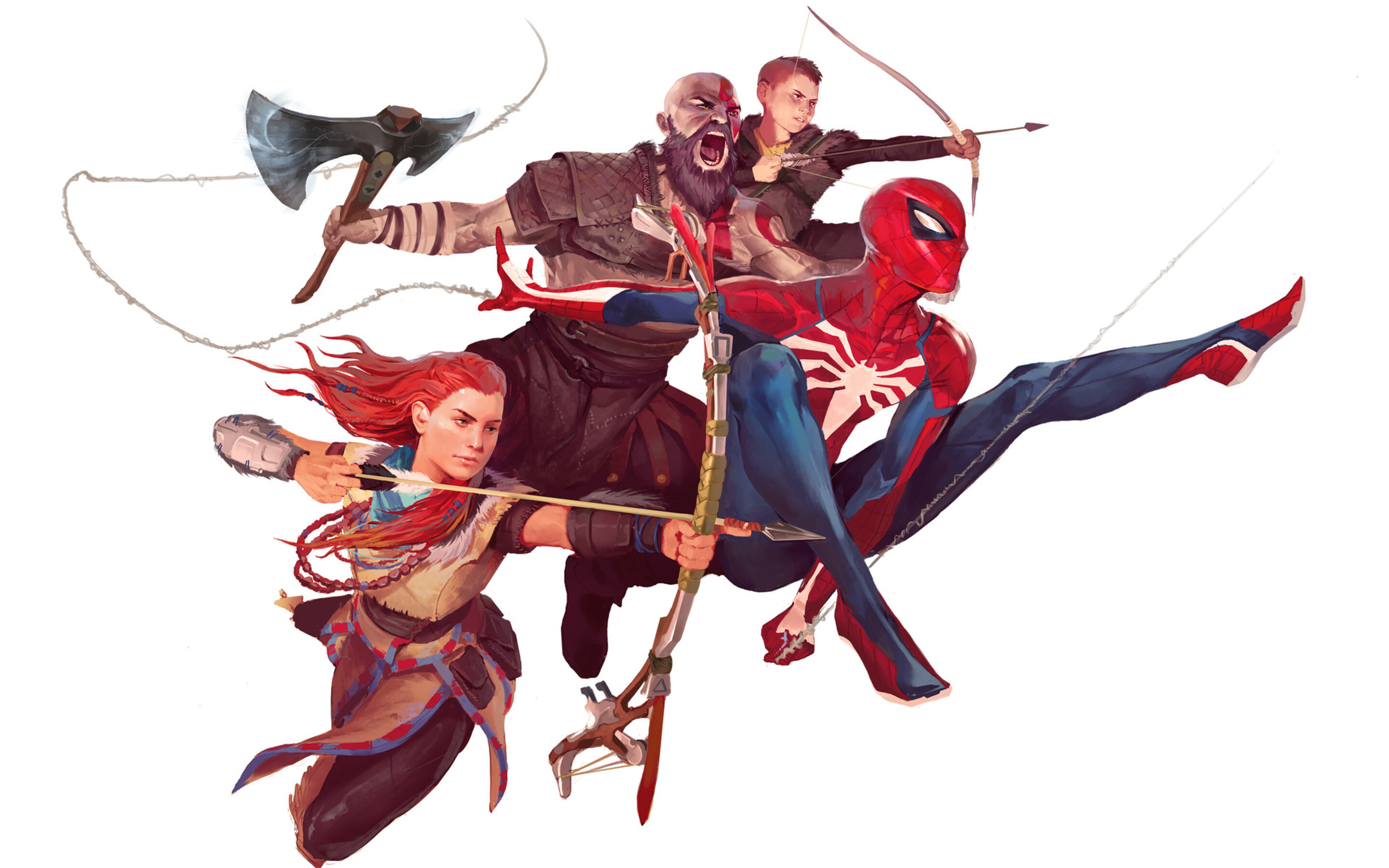 spiderman-and-god-of-war-characters-art-5m.jpg