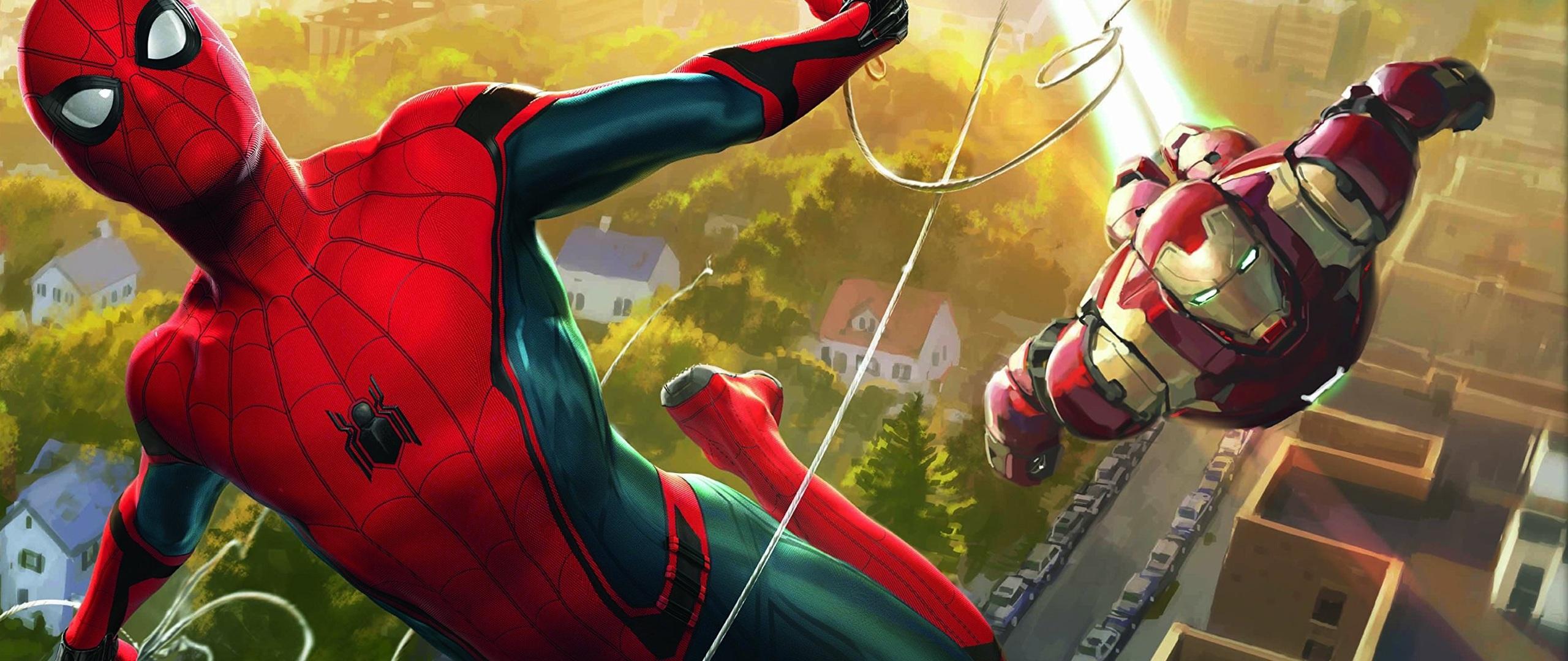 <b>Spider</b>-<b>Man</b> Captain America Civil War Movie Shield <b>Wallpaper</b> ...