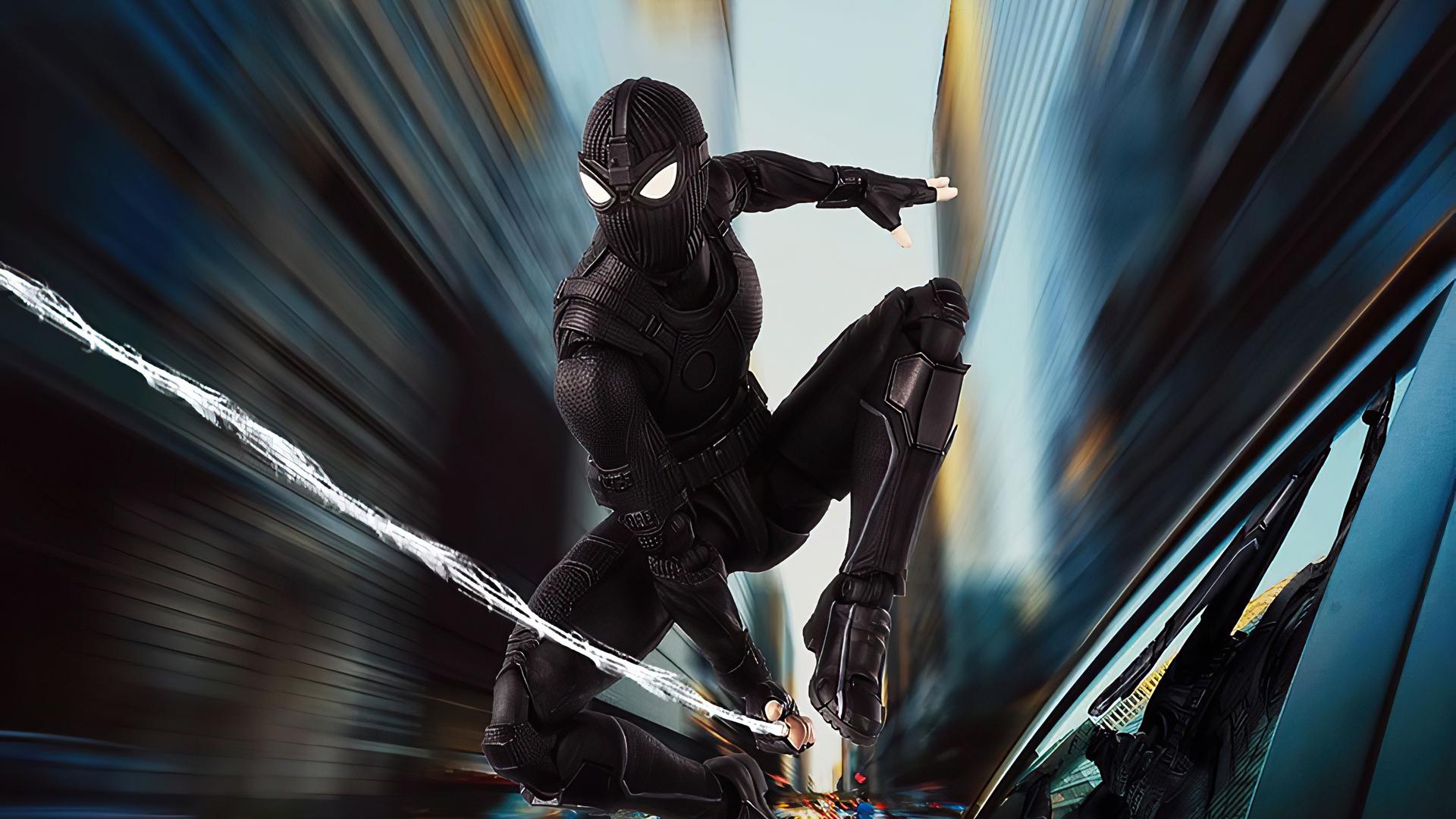1920x1080 Spiderman Black Suit 2020 Laptop Full HD 1080P ...