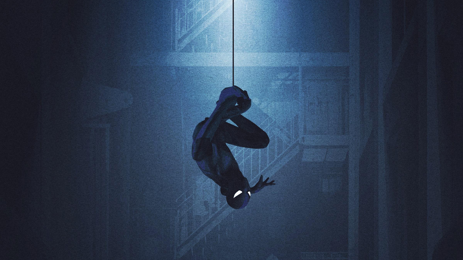 1920X1080 Spiderman Black Suit Laptop Full Hd 1080P Hd 4K -5555