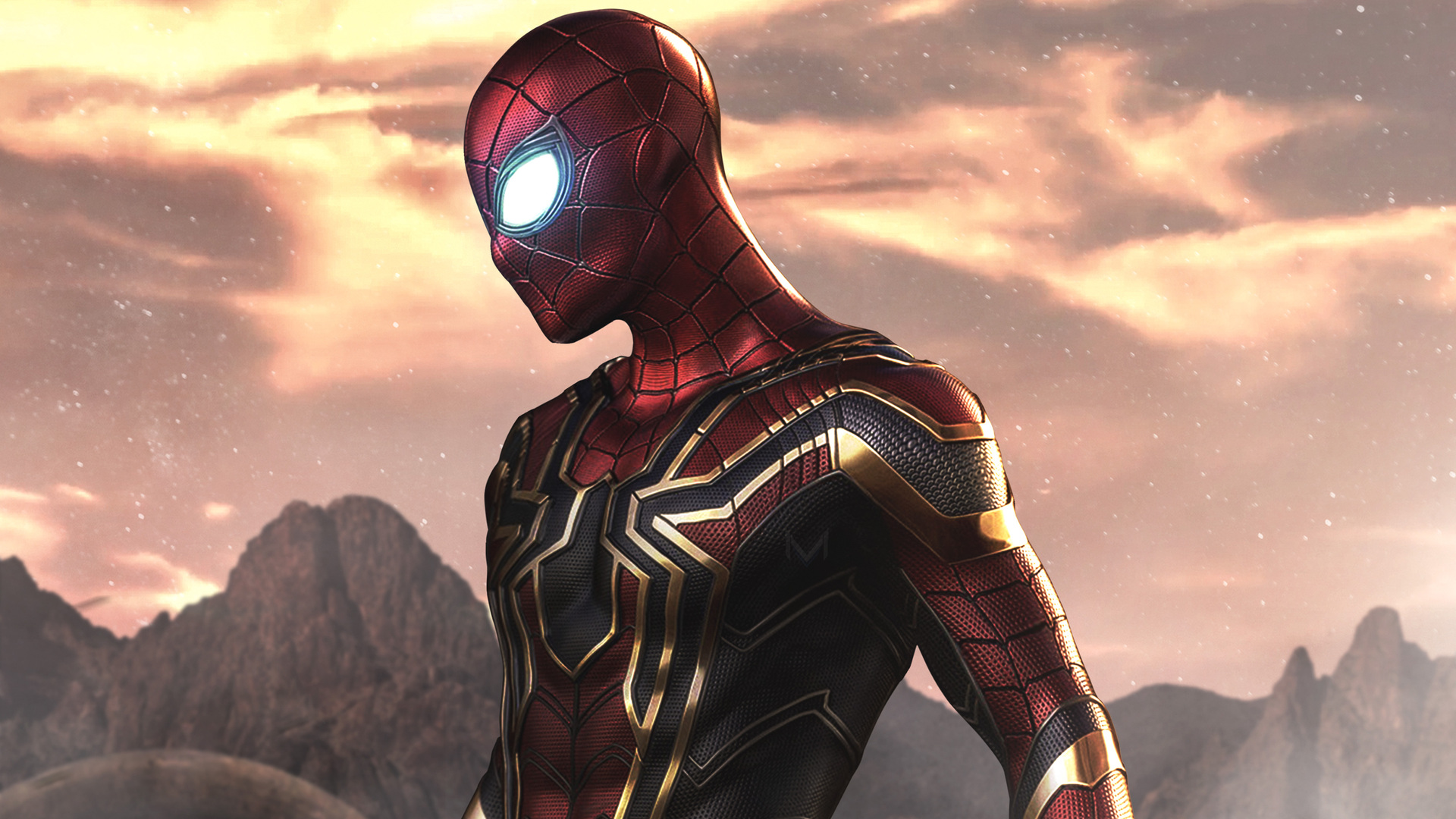 1920x1080 Spiderman Far From Home Movie Laptop Full Hd 1080p Hd 4k