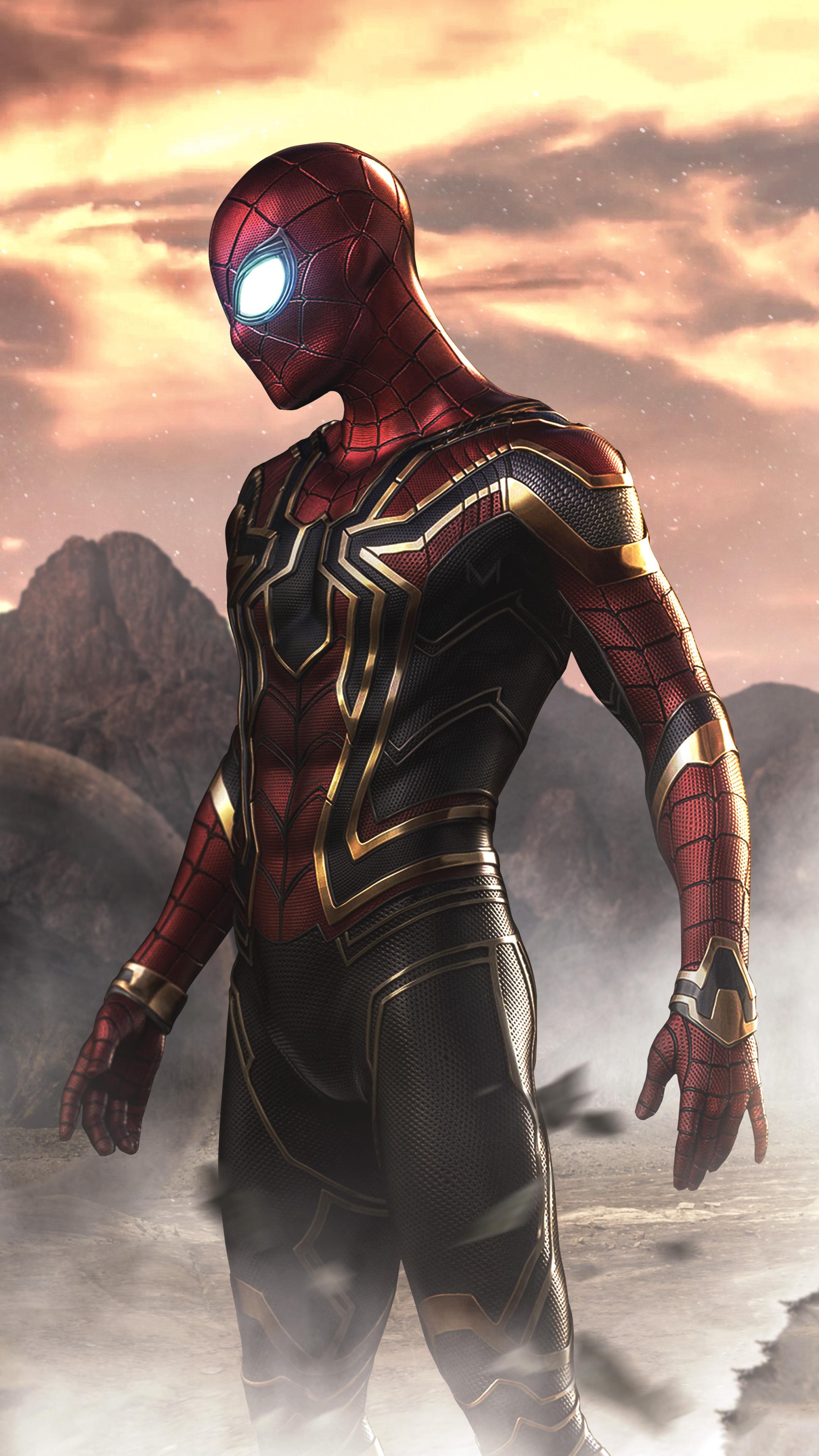 2160x3840 Spiderman Far From Home Movie Sony Xperia X,XZ ...