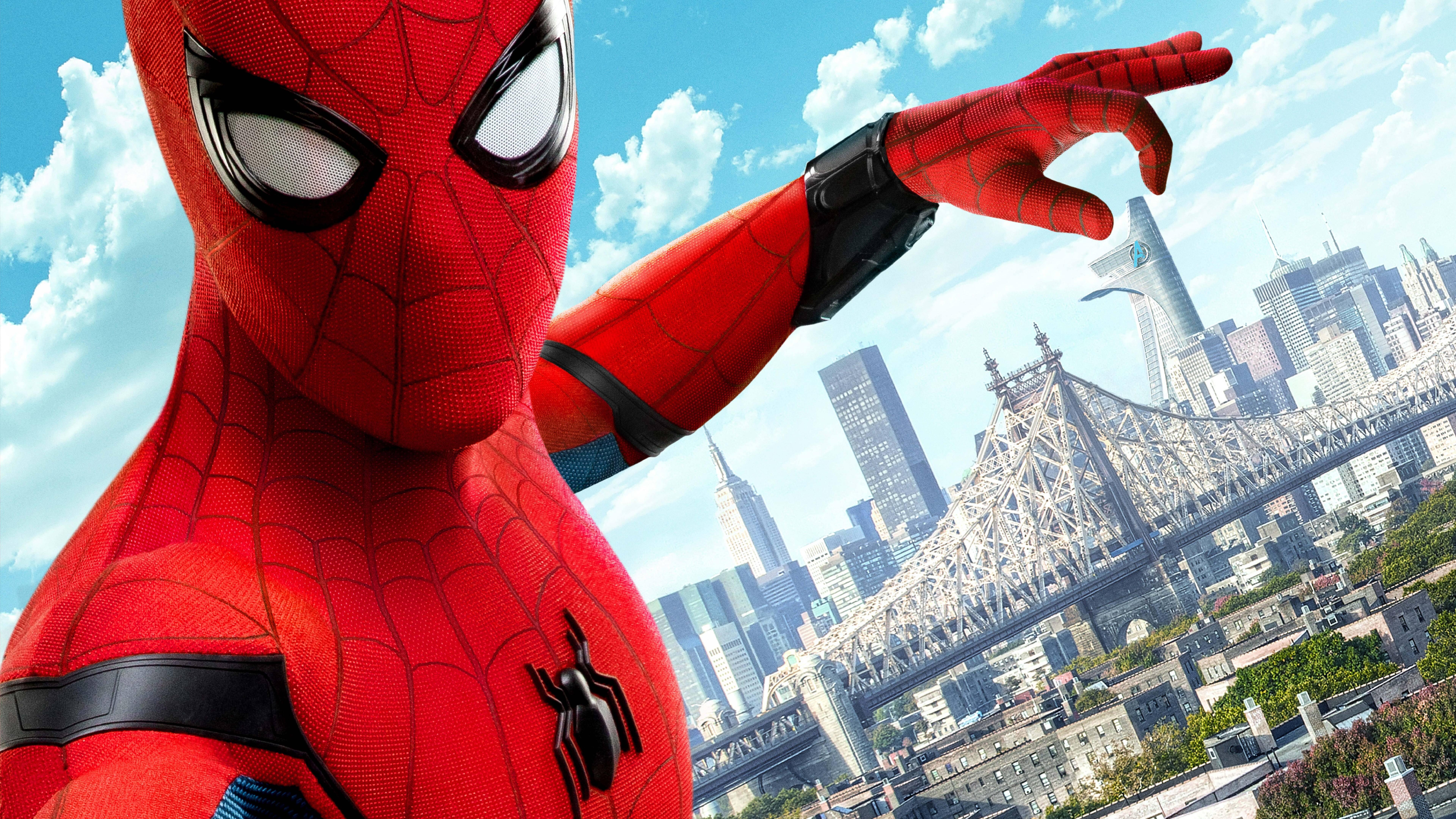 7680x4320 Spiderman Homecoming 2017 8k 8k Hd 4k Wallpapers