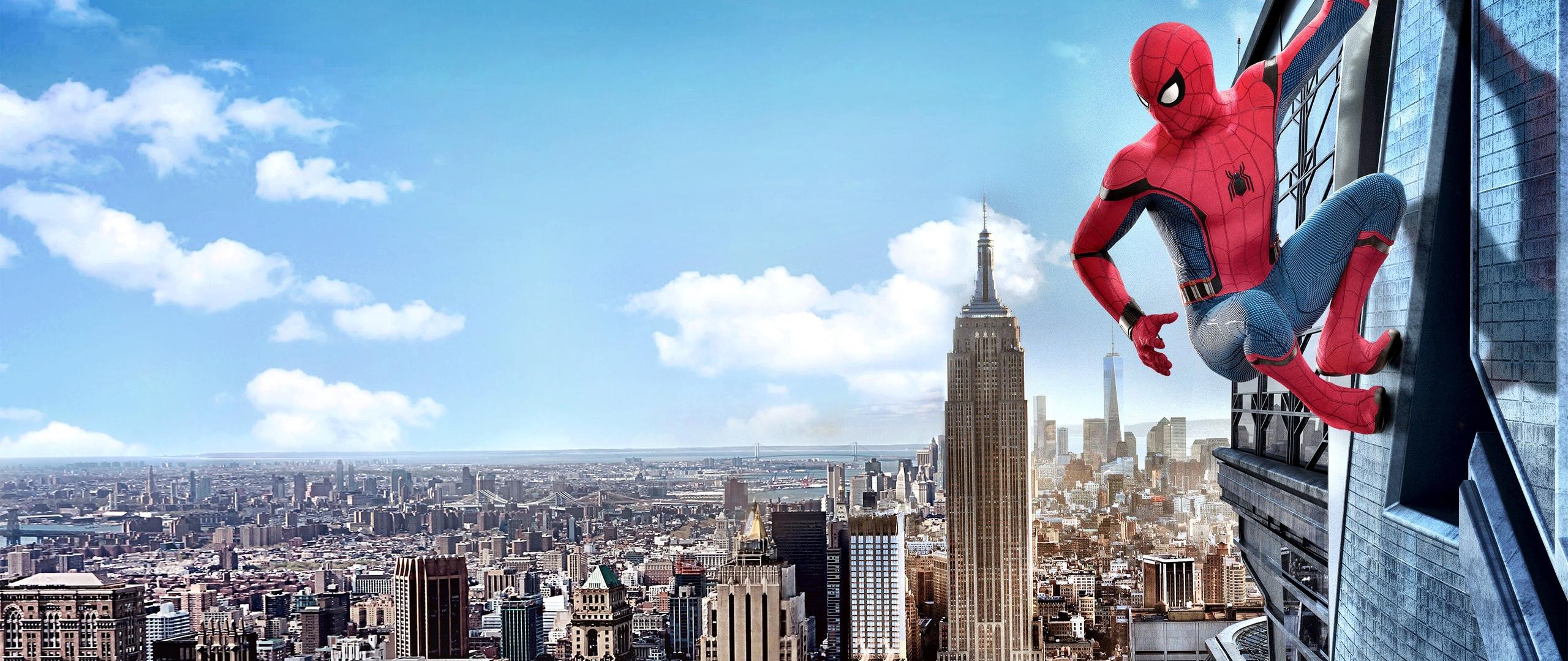 <b>Spider</b>-<b>Man</b> Homecoming 2017 HD <b>desktop wallpaper</b> : Widescreen ...
