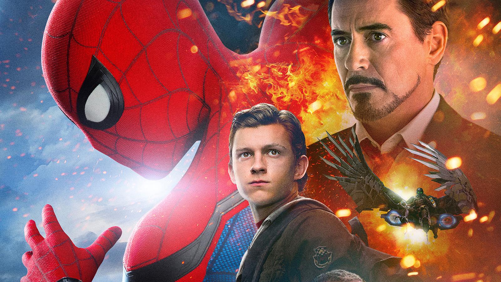 4k Resolution Spider Man Homecoming Wallpaper