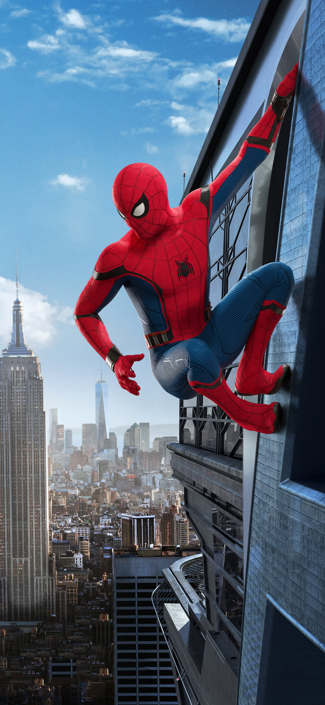 1125x2436 Spiderman Homecoming Iphone XS,Iphone 10,Iphone ...