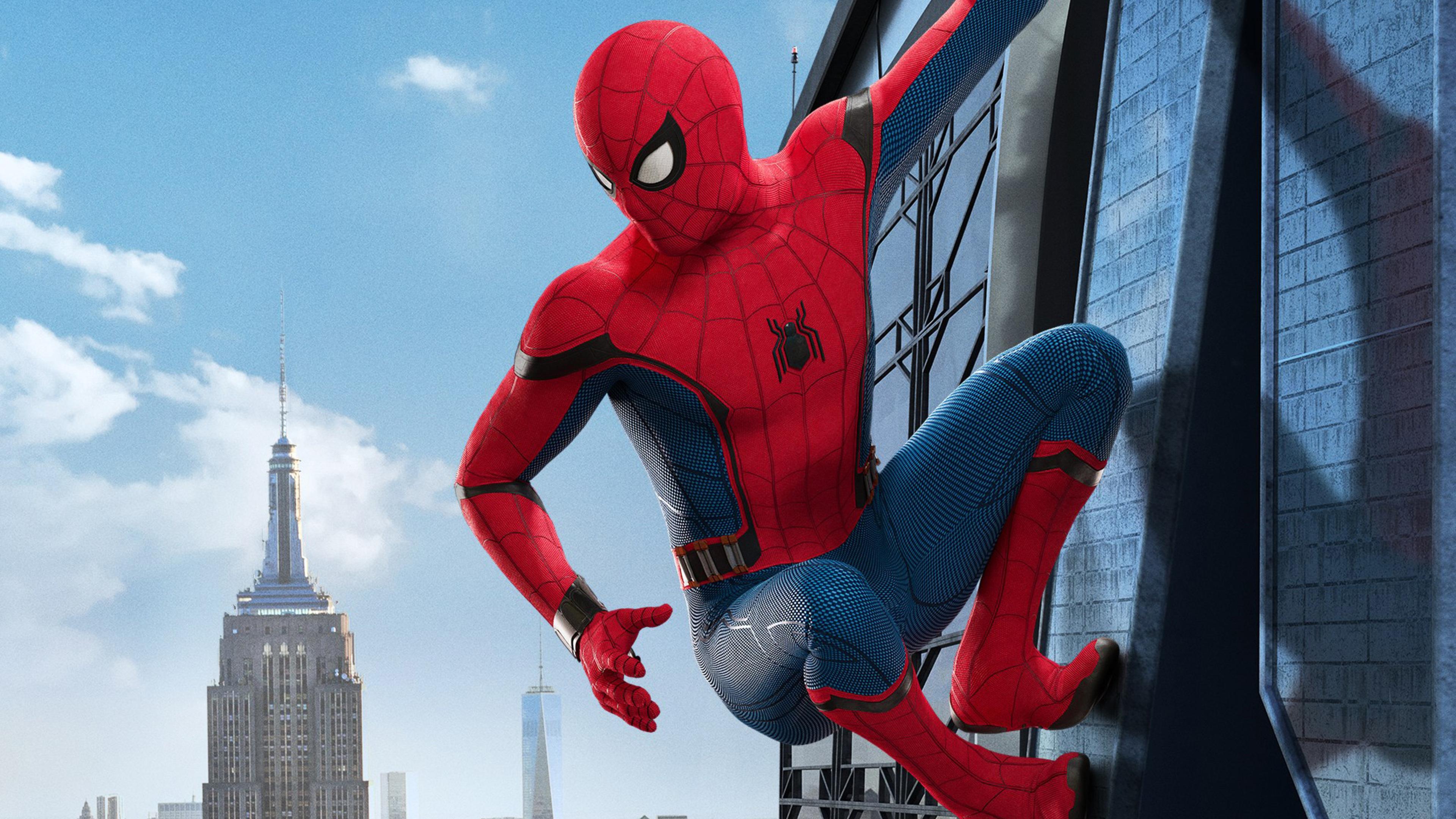 человек паук фильм загрузить