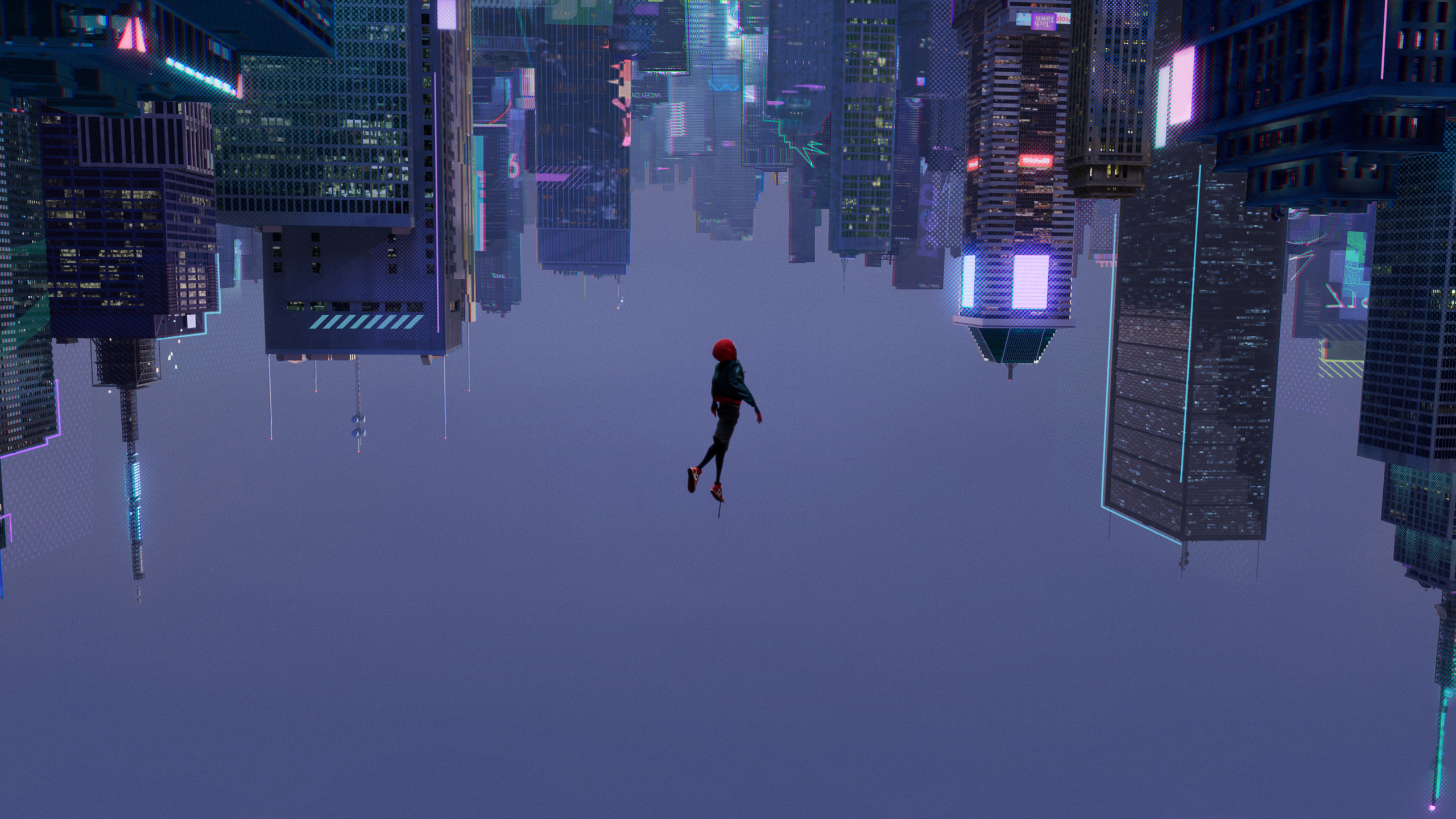 2560x1440 SpiderMan Into The Spider Verse 2018 Movie 1440P Resolution HD 4k Wallpapers, Images, Backgrounds, Photos and Pictures