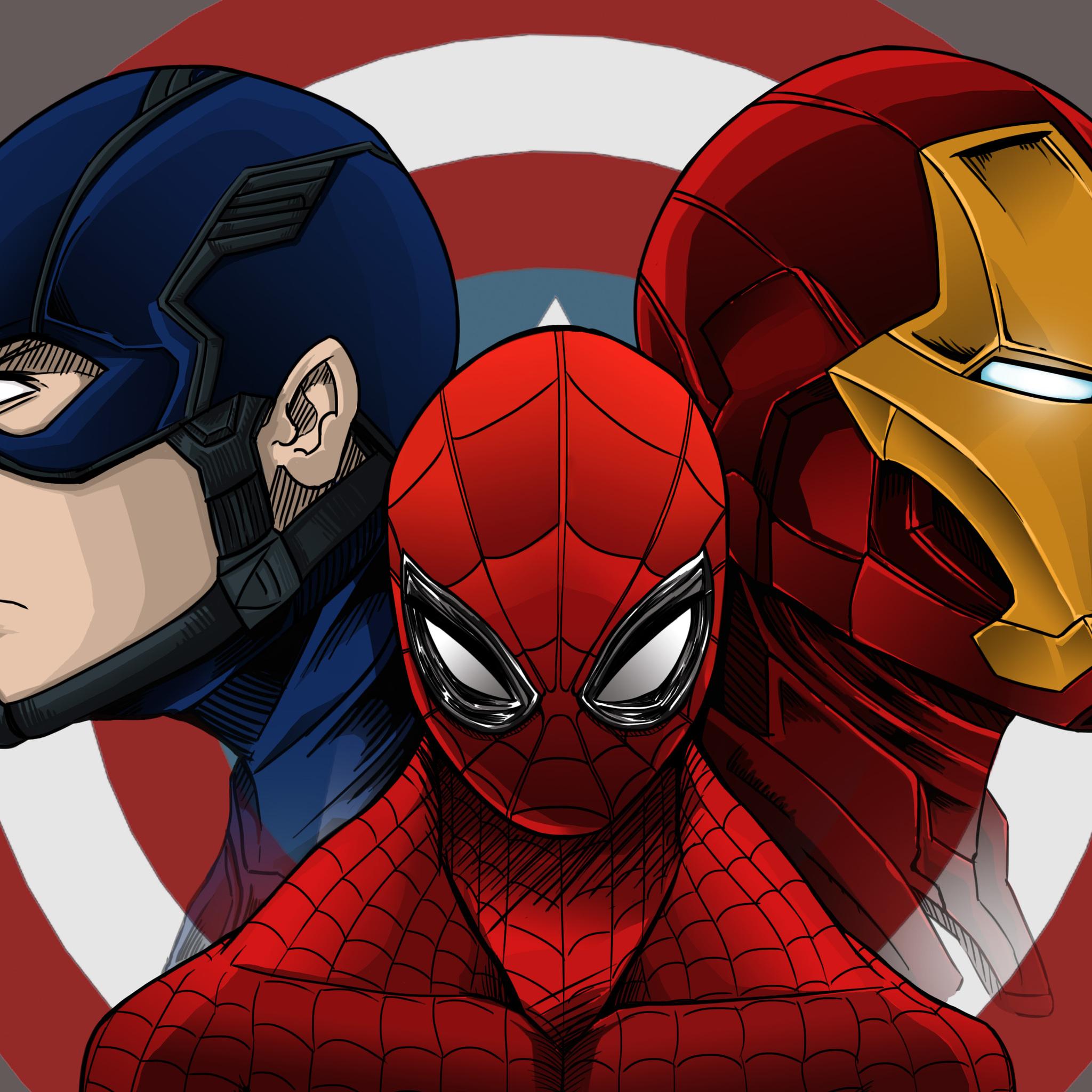 spiderman-iron-man-captain-america-artwork-k0.jpg