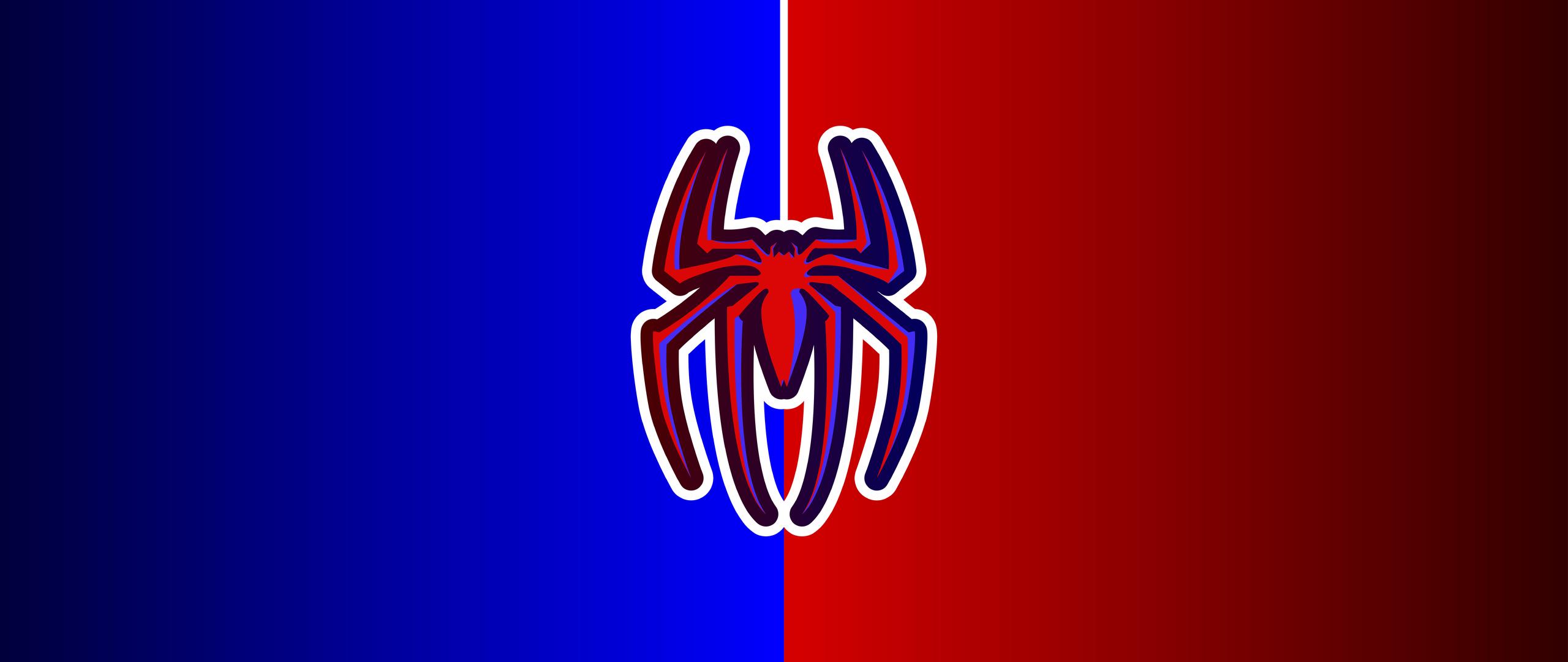 2560x1080 Spiderman Logo 12k 2560x1080 Resolution HD 4k ...