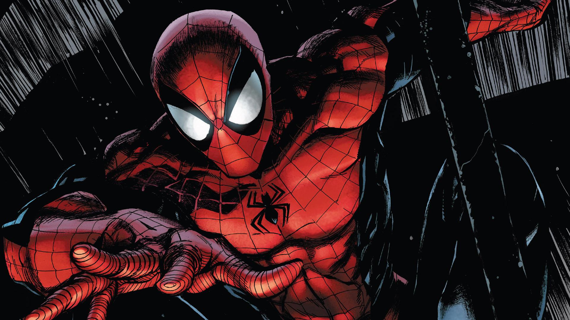 1920x1080 Spiderman Marvel Comics Laptop Full HD 1080P HD ...