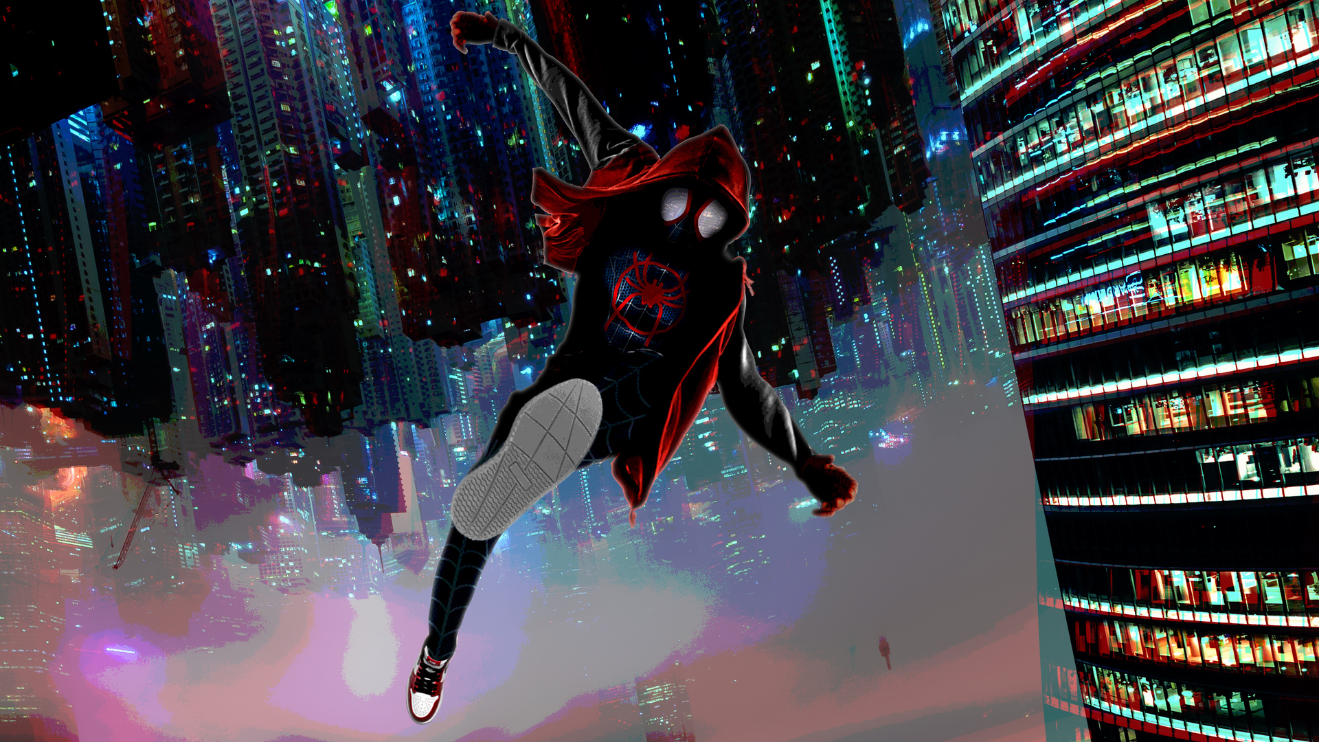 1920x1080 Spiderman Miles Morales Arts 4k Laptop Full Hd 1080p Hd