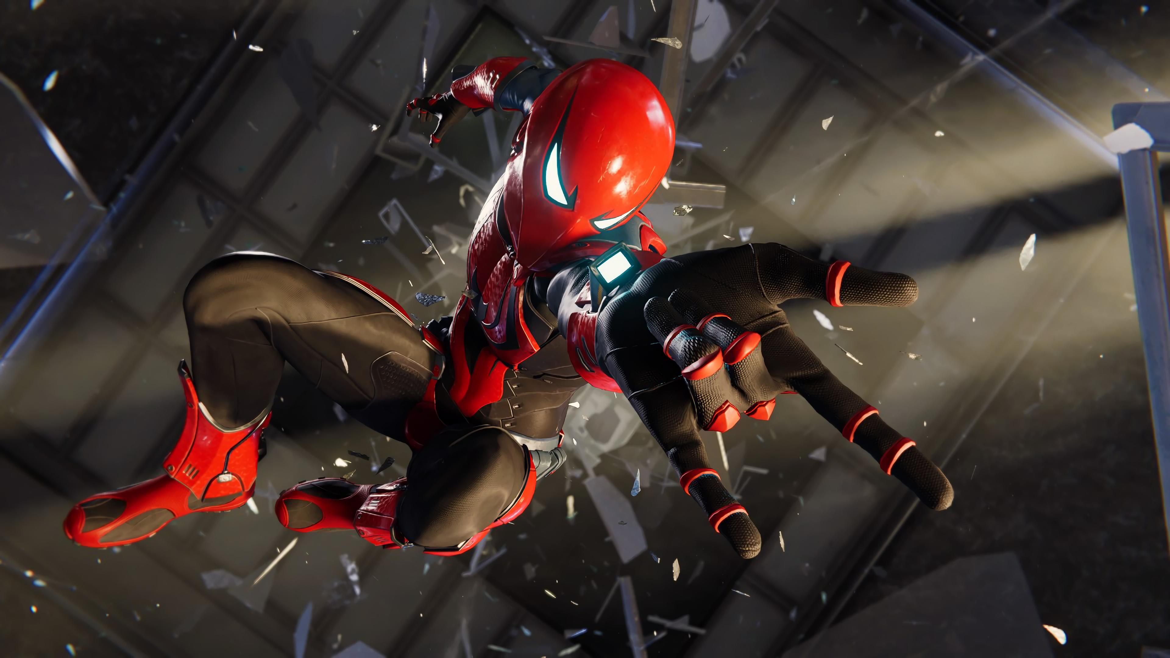 3840x2160 Spiderman MK 3 4K 4k HD 4k Wallpapers, Images ...