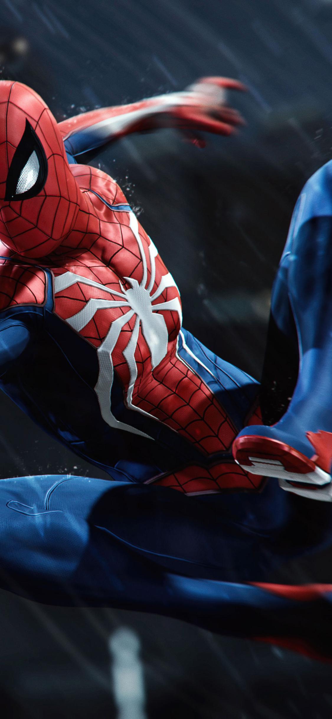 1125x2436 Spiderman Ps4 2018 E3 Iphone Xs Iphone 10 Iphone X Hd 4k