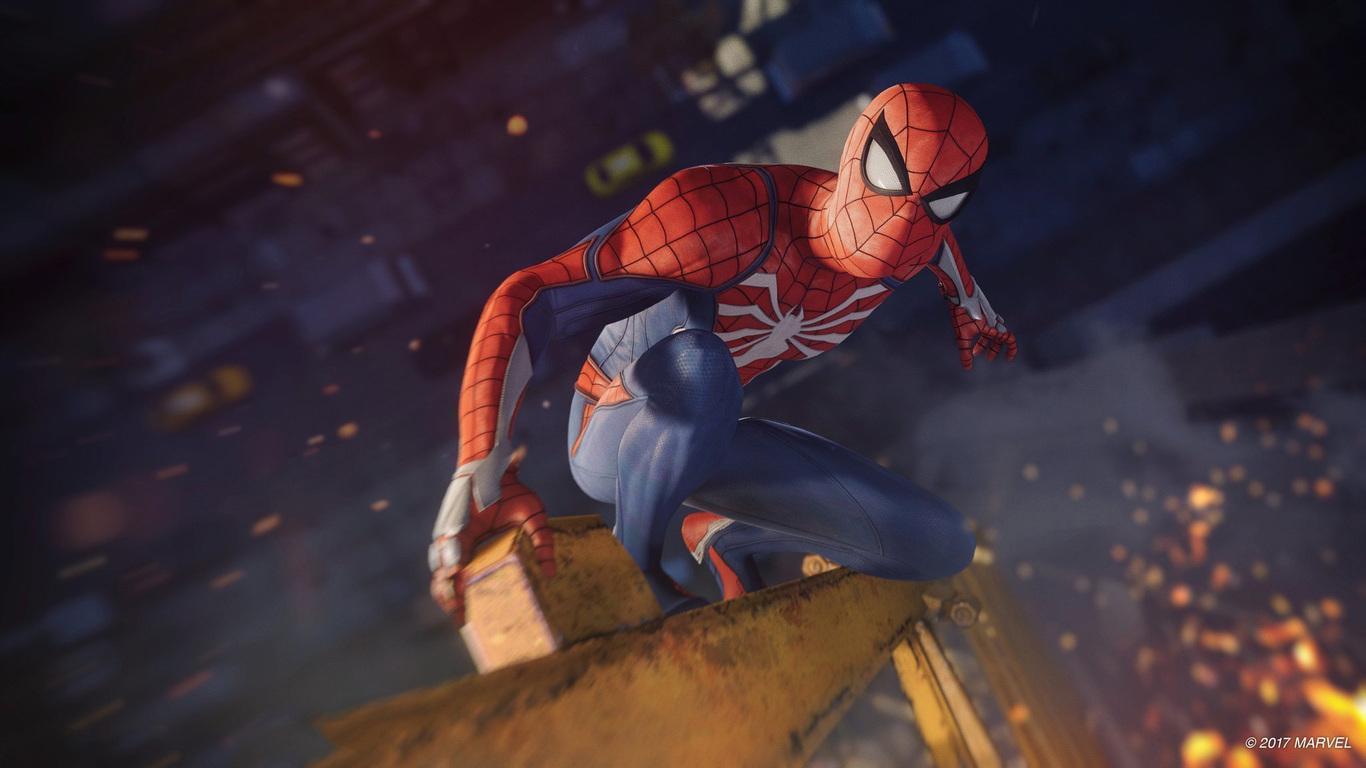 1366x768 Spiderman Ps4 2018 Game 1366x768 Resolution Hd 4k