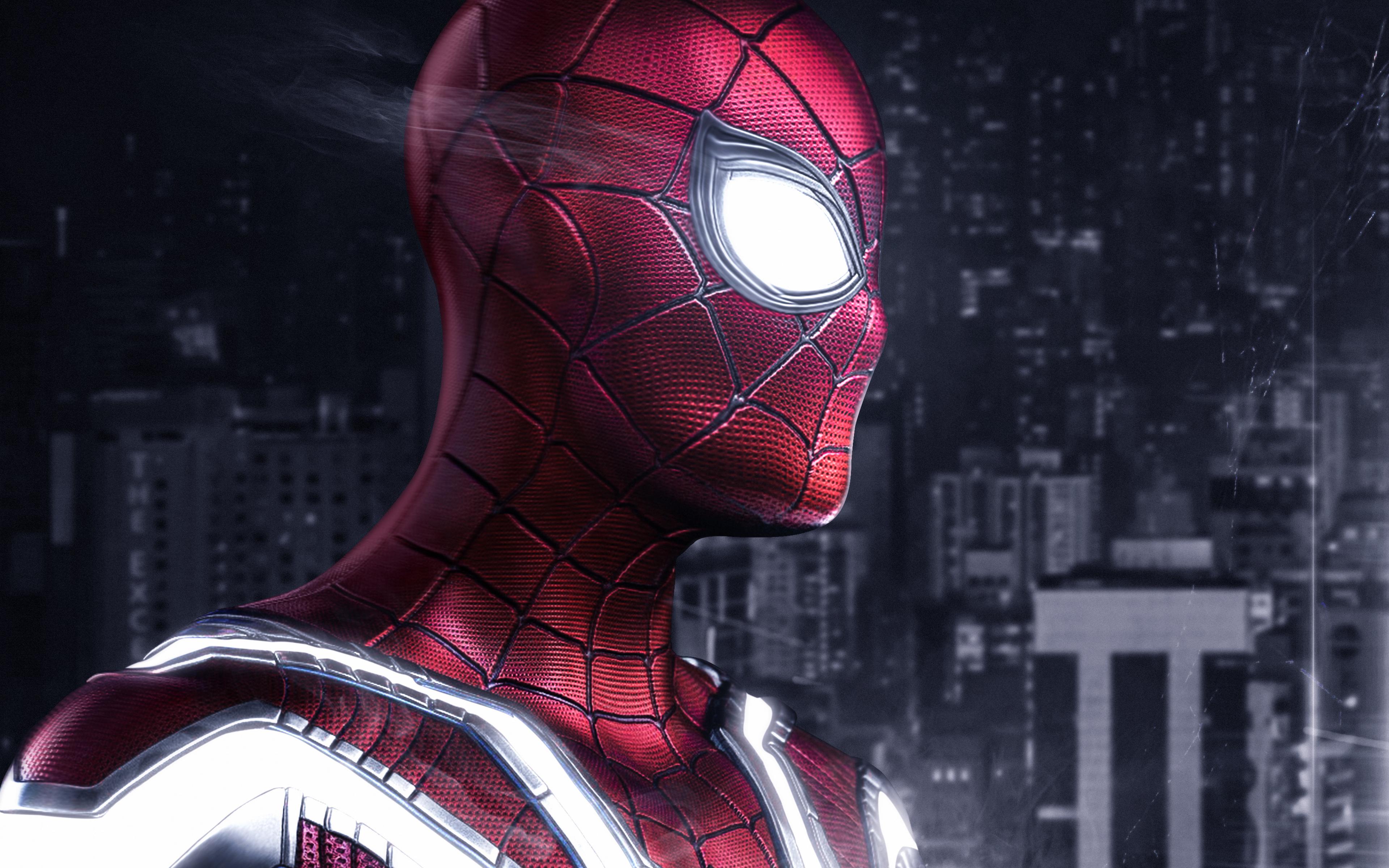 3840x2400 Spiderman PS4 Artwork 4k HD 4k Wallpapers ...