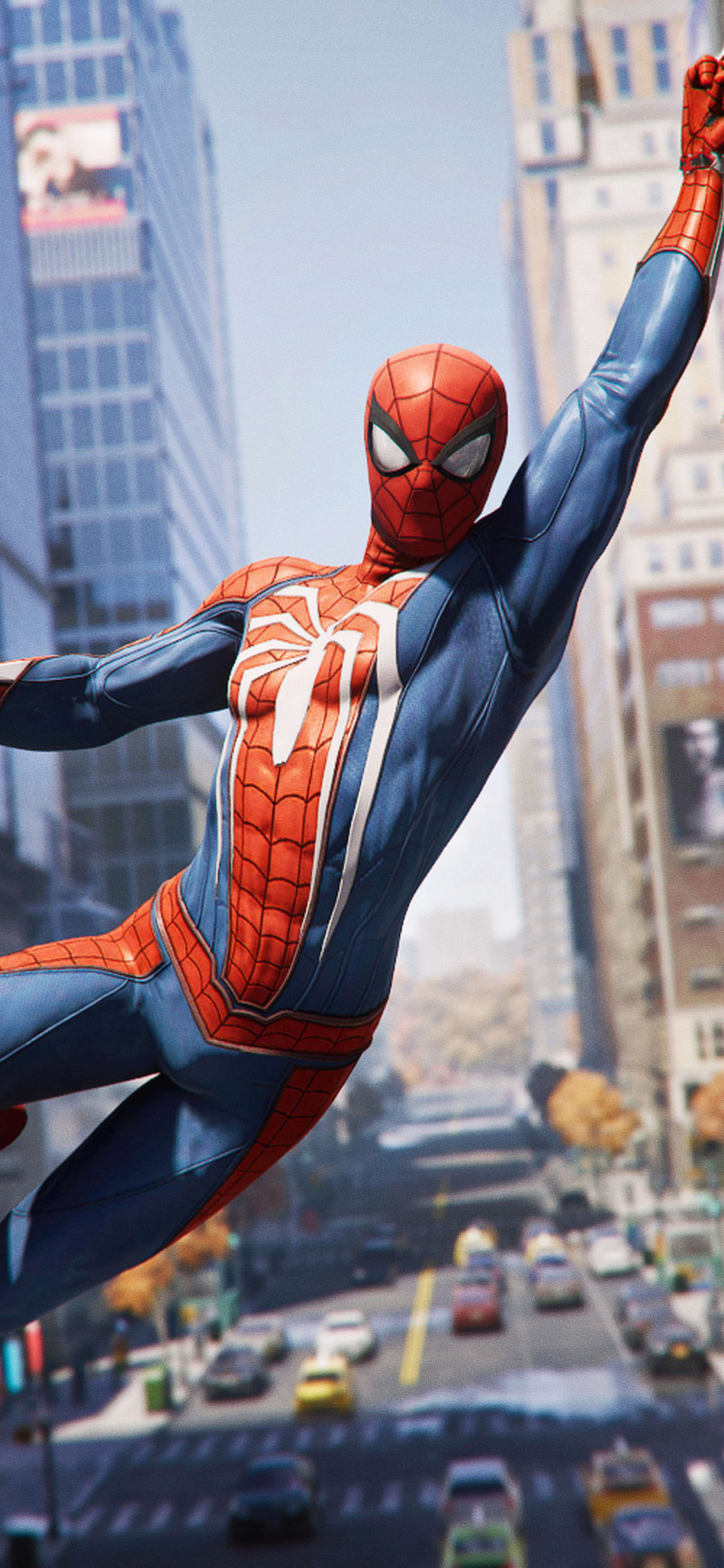 1125x2436 Spiderman Ps4 Pro 4k Iphone Xs Iphone 10 Iphone X Hd 4k
