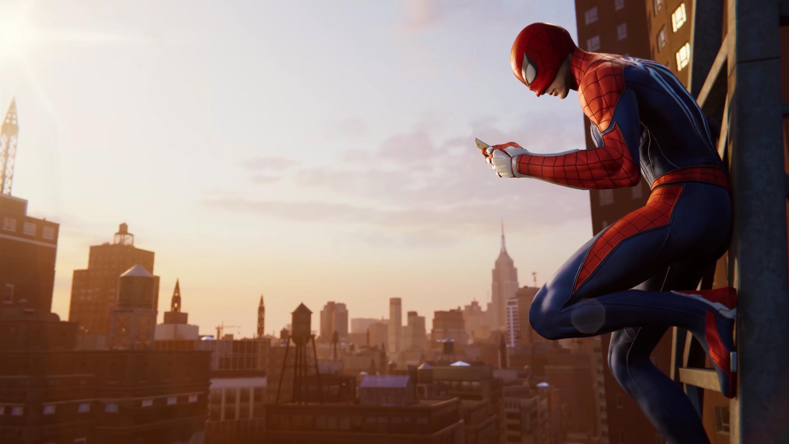 2560x1440 Spiderman Ps4 Pro 5k 1440p Resolution Hd 4k