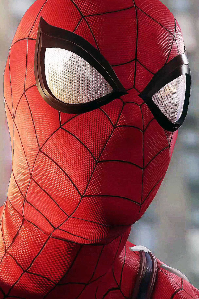 640x960 spiderman ps4 pro iphone 4 iphone 4s hd 4k