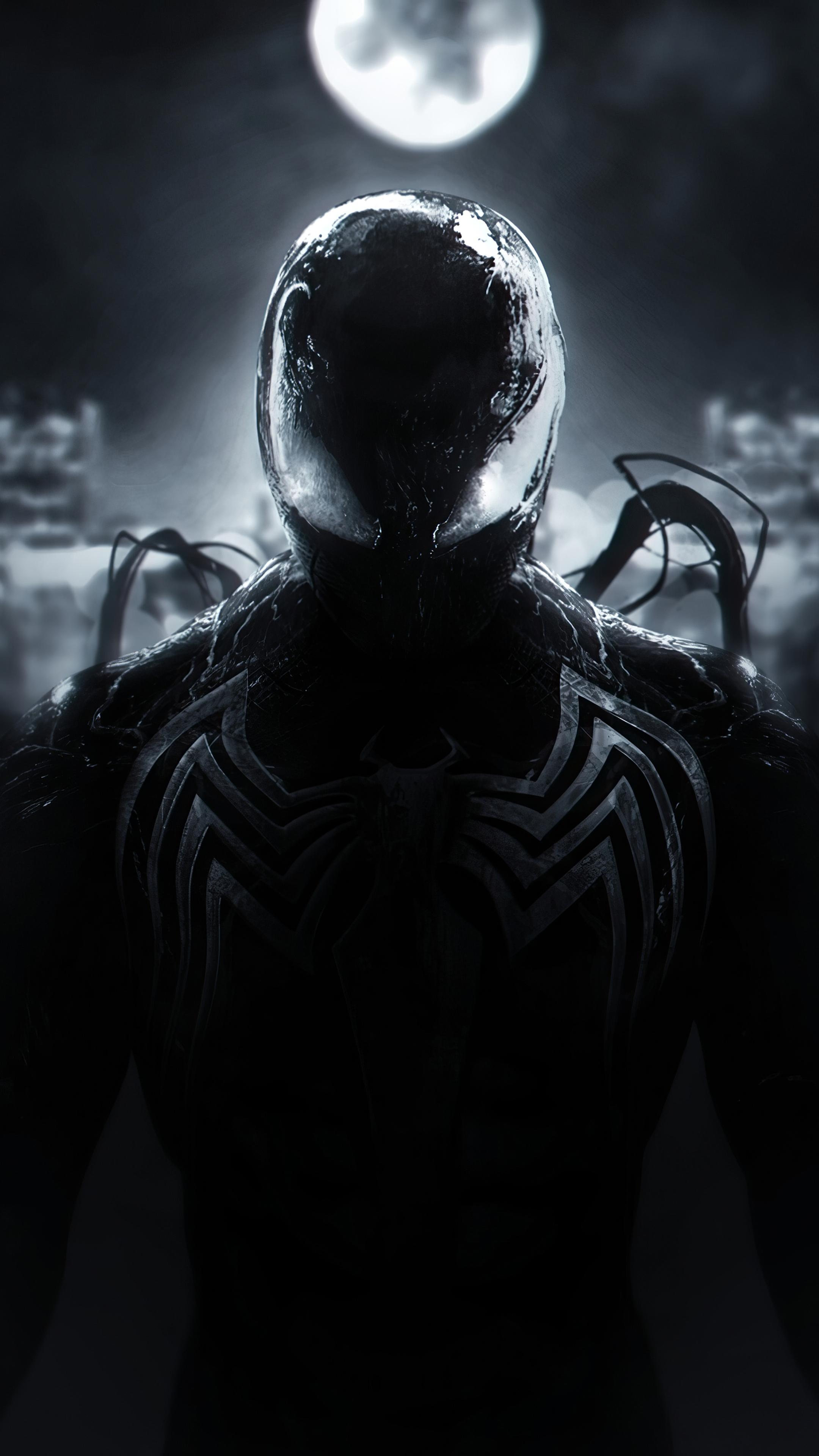 2160x3840 Spiderman Venom Symbiote 4k Sony Xperia X,XZ,Z5 ...