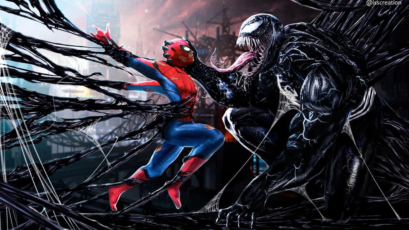 spiderman-vs-venom-digital-art-sf.jpg