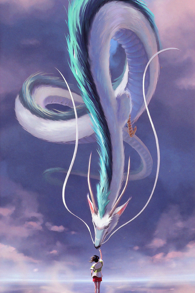 640x960 Spirited Away Iphone 4 Iphone 4s Hd 4k Wallpapers Images Backgrounds Photos And Pictures