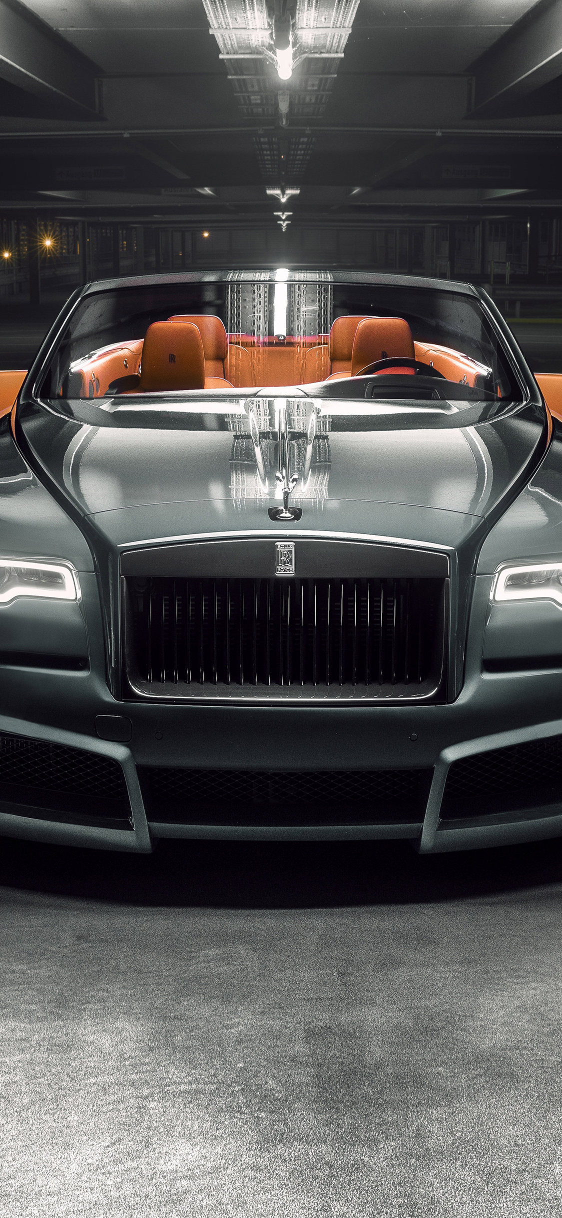 1125x2436 Spofec Rolls Royce Dawn Overdose 2017 Iphone XS ...