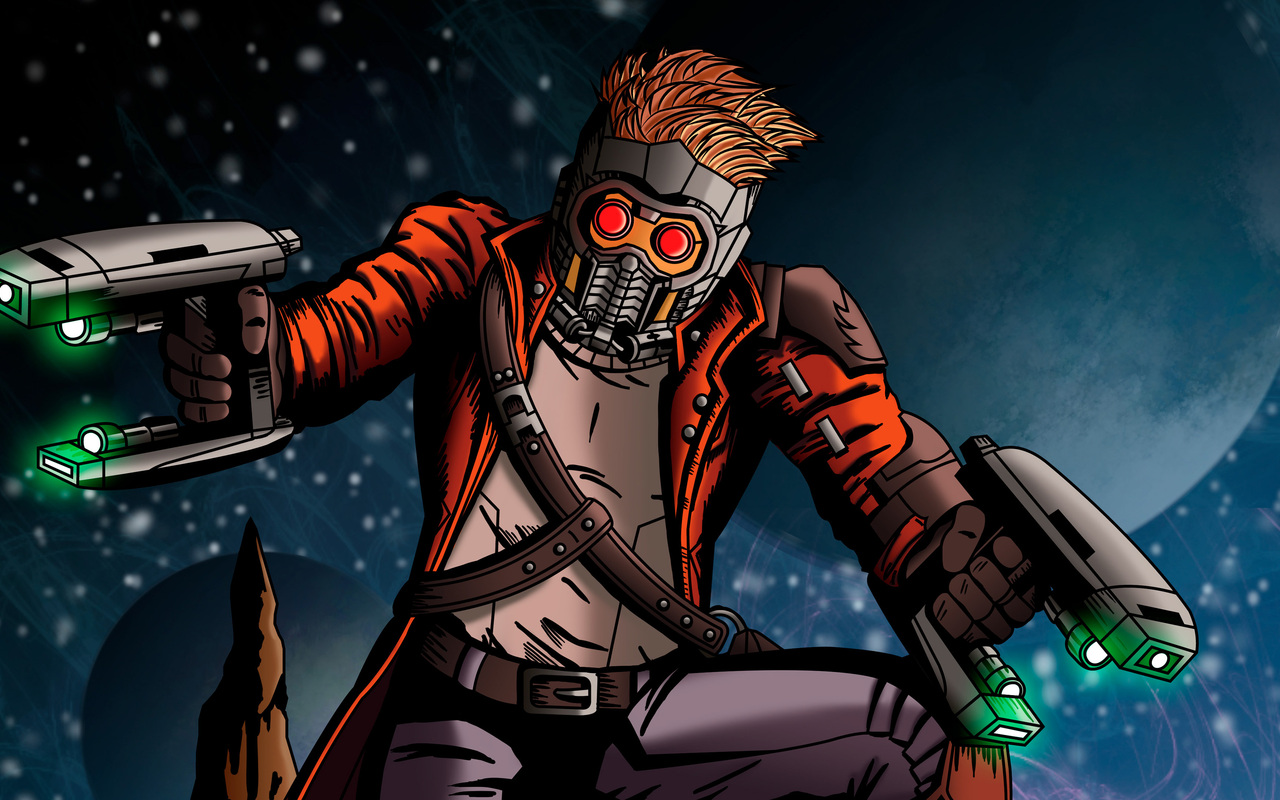 1280x800 Star Lord Digital Art 4k 720p Hd 4k Wallpapers Images Backgrounds Photos And Pictures