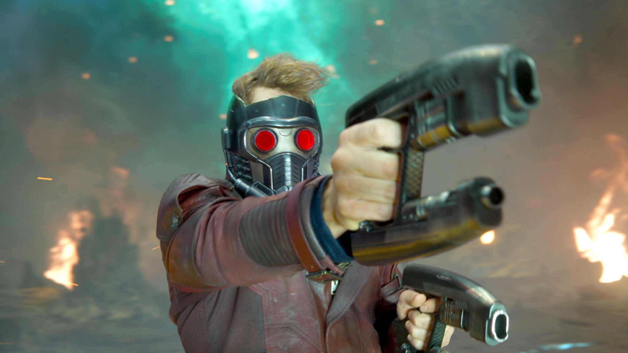 Guardians Of The Galaxy Star Lord Abstract Art 4k Hd: 2048x1152 Star Lord In Guardians Of The Galaxy 2048x1152
