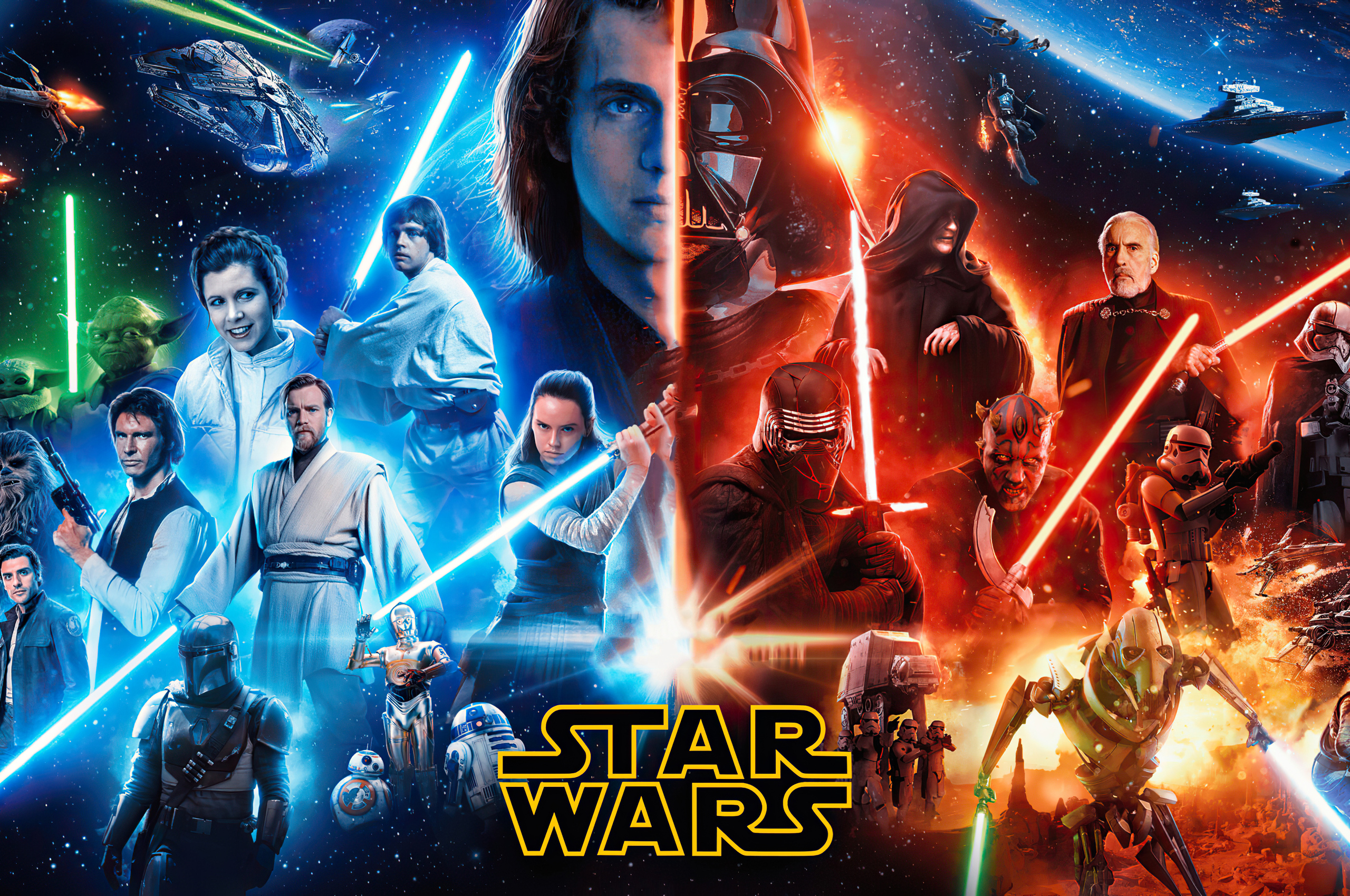 2560x1700 Star Wars 4th May Chromebook Pixel Hd 4k Wallpapers Images Backgrounds Photos And Pictures