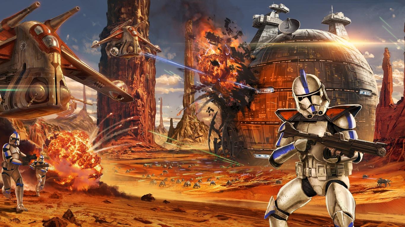 Star Wars The Clone Wars Wallpaper 4k Singebloggg