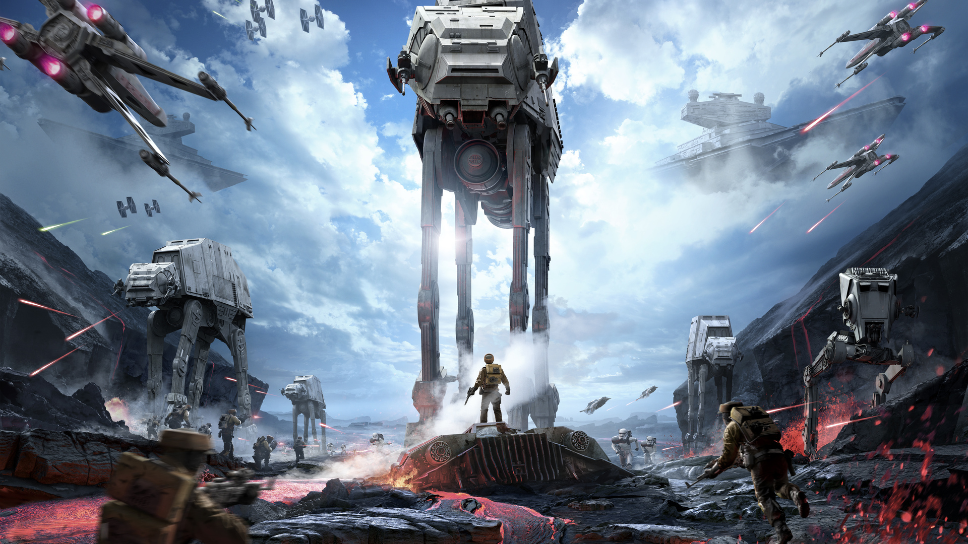 1920x1080 Star Wars Battlefront 2 5k Laptop Full HD 1080P