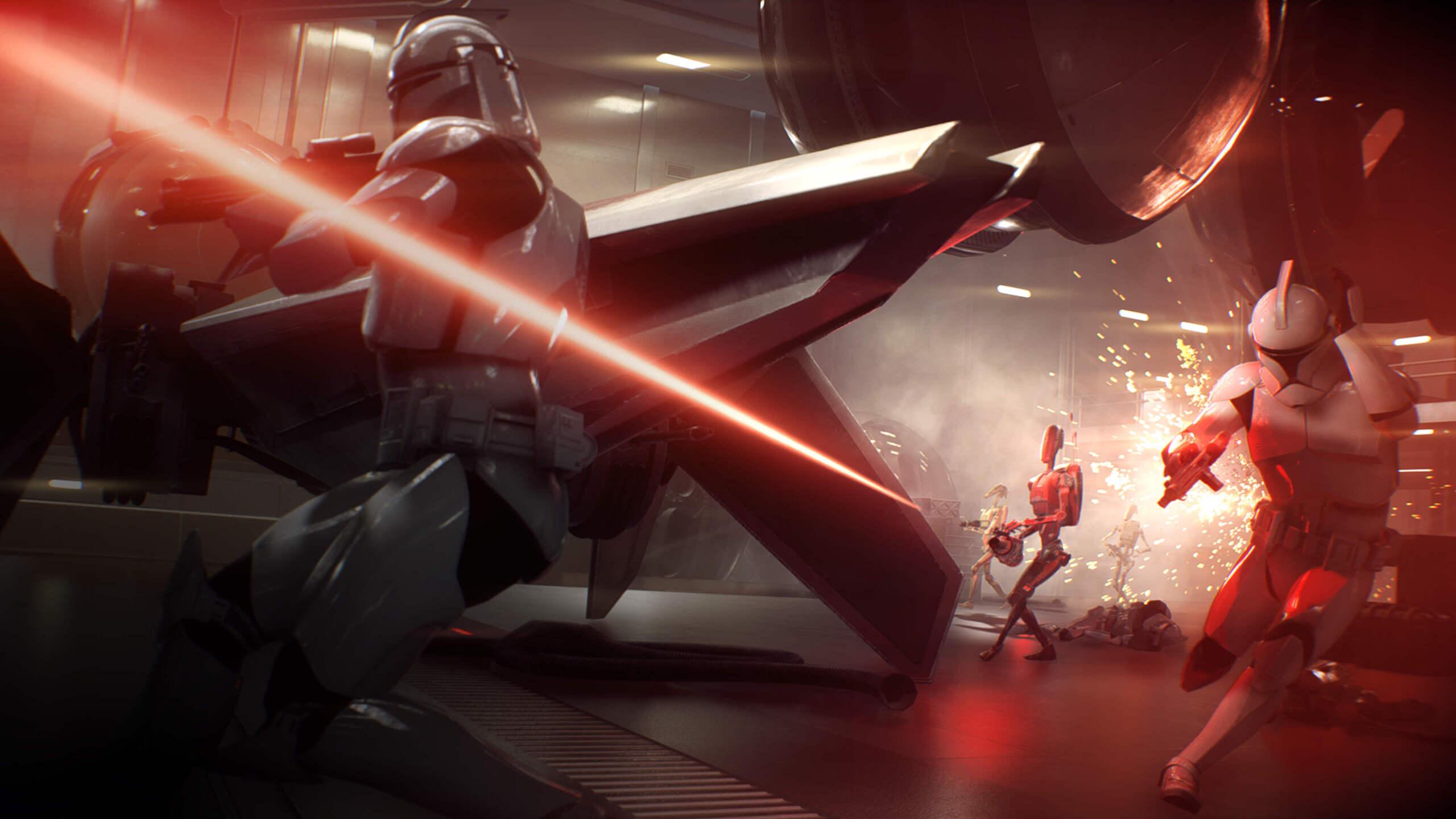 star wars battlefront 2 gameplay j6