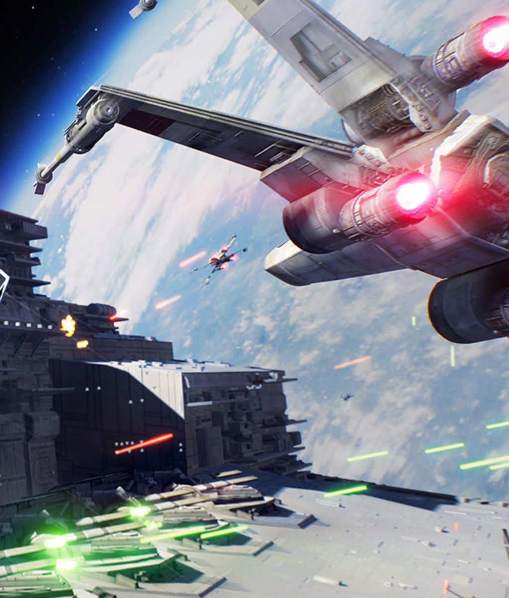 Download Star Wars Battlefront II 2017 3 HD Wallpaper In