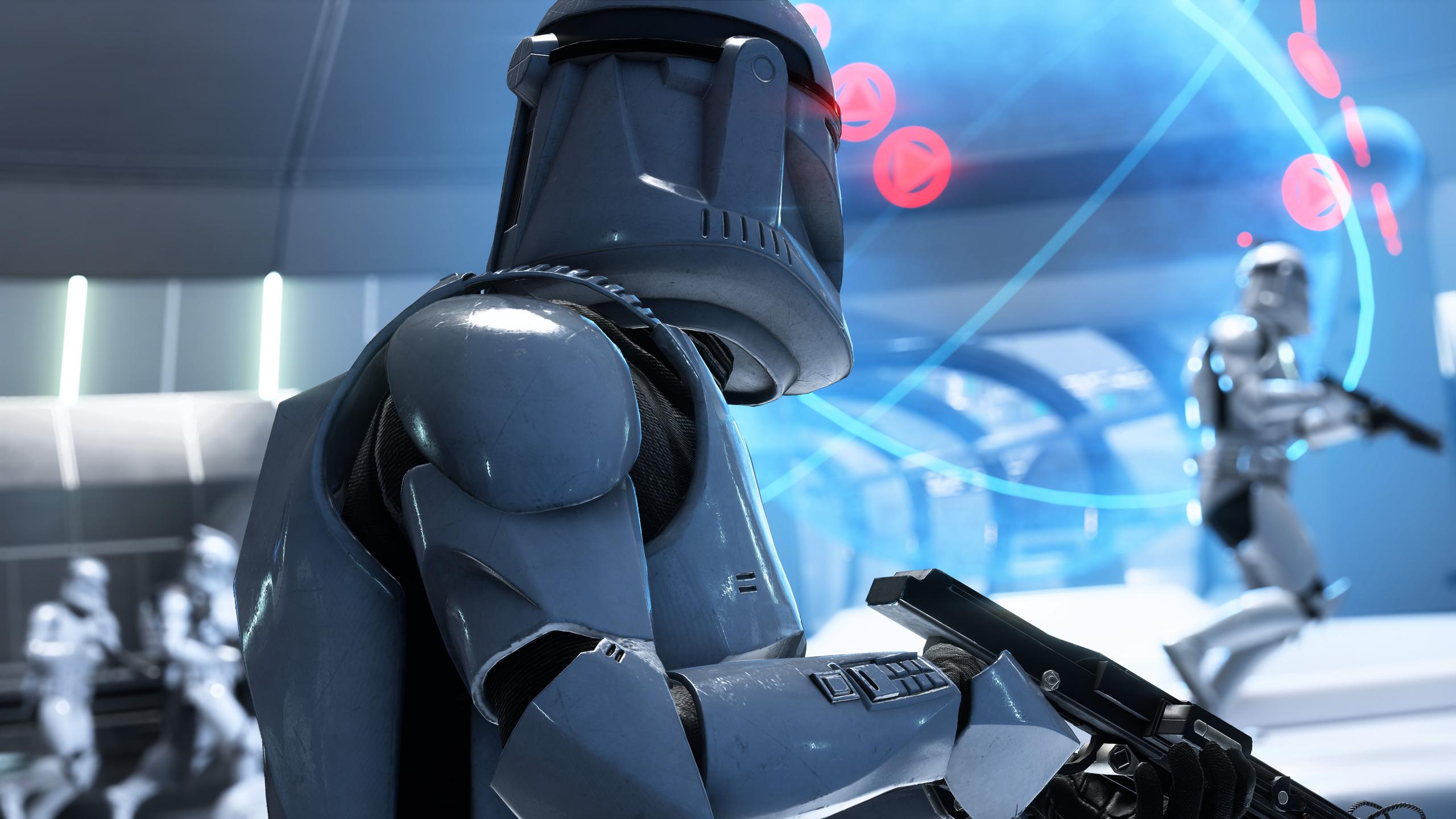 2560x1440 Star Wars Battlefront II 5k Video Game 1440P