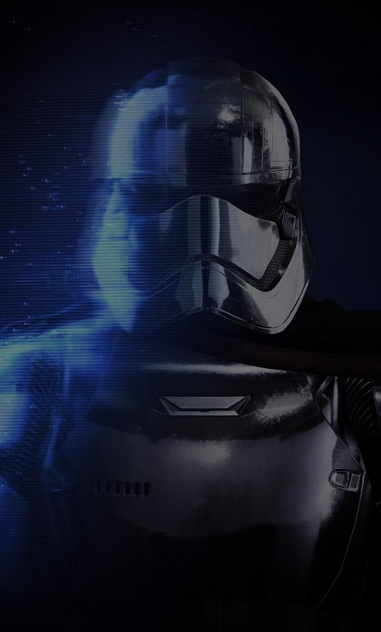 1280x2120 Star Wars Battlefront II The Last Jedi iPhone 6 ...