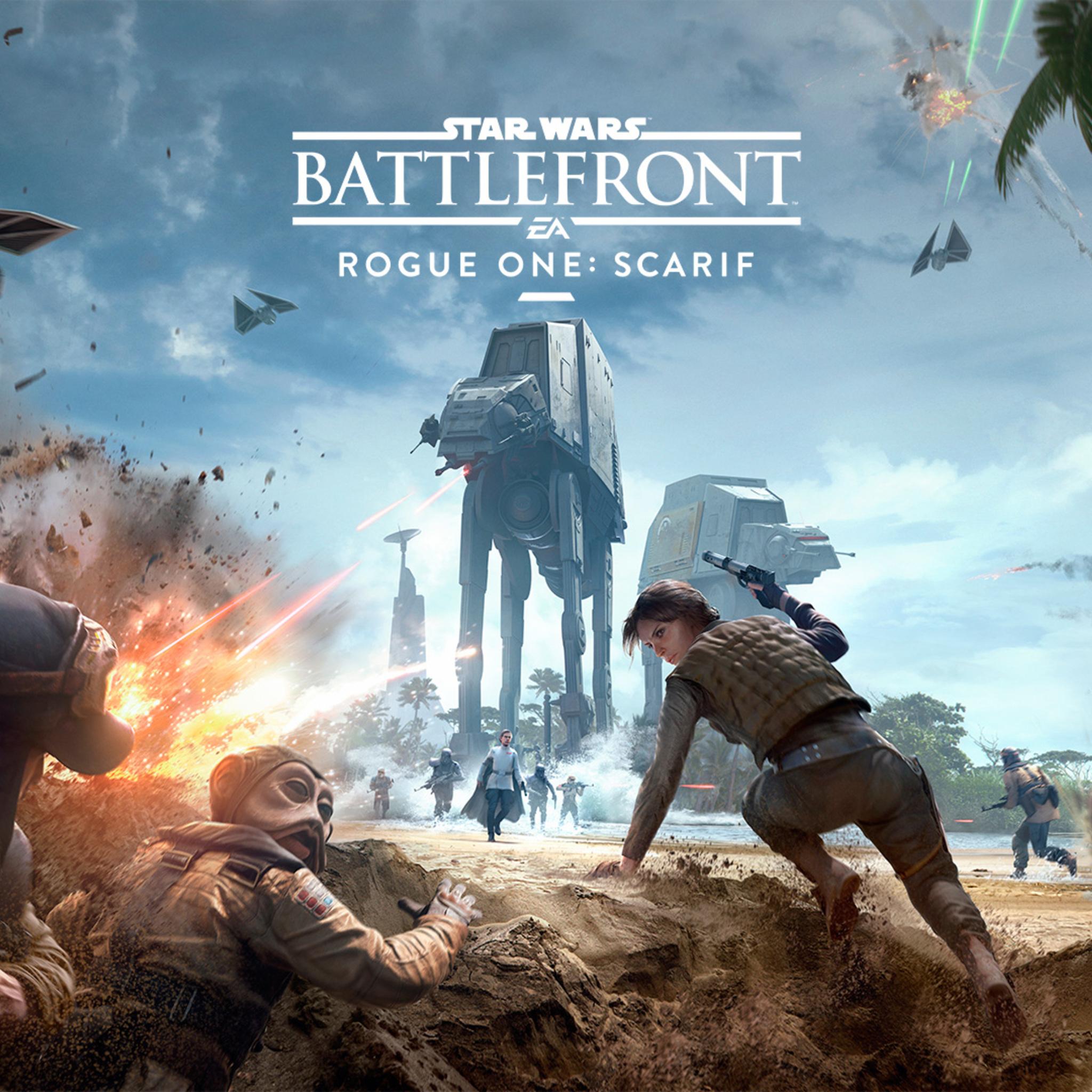 2048x2048 Star Wars Battlefront Rogue One DLC Ipad Air HD
