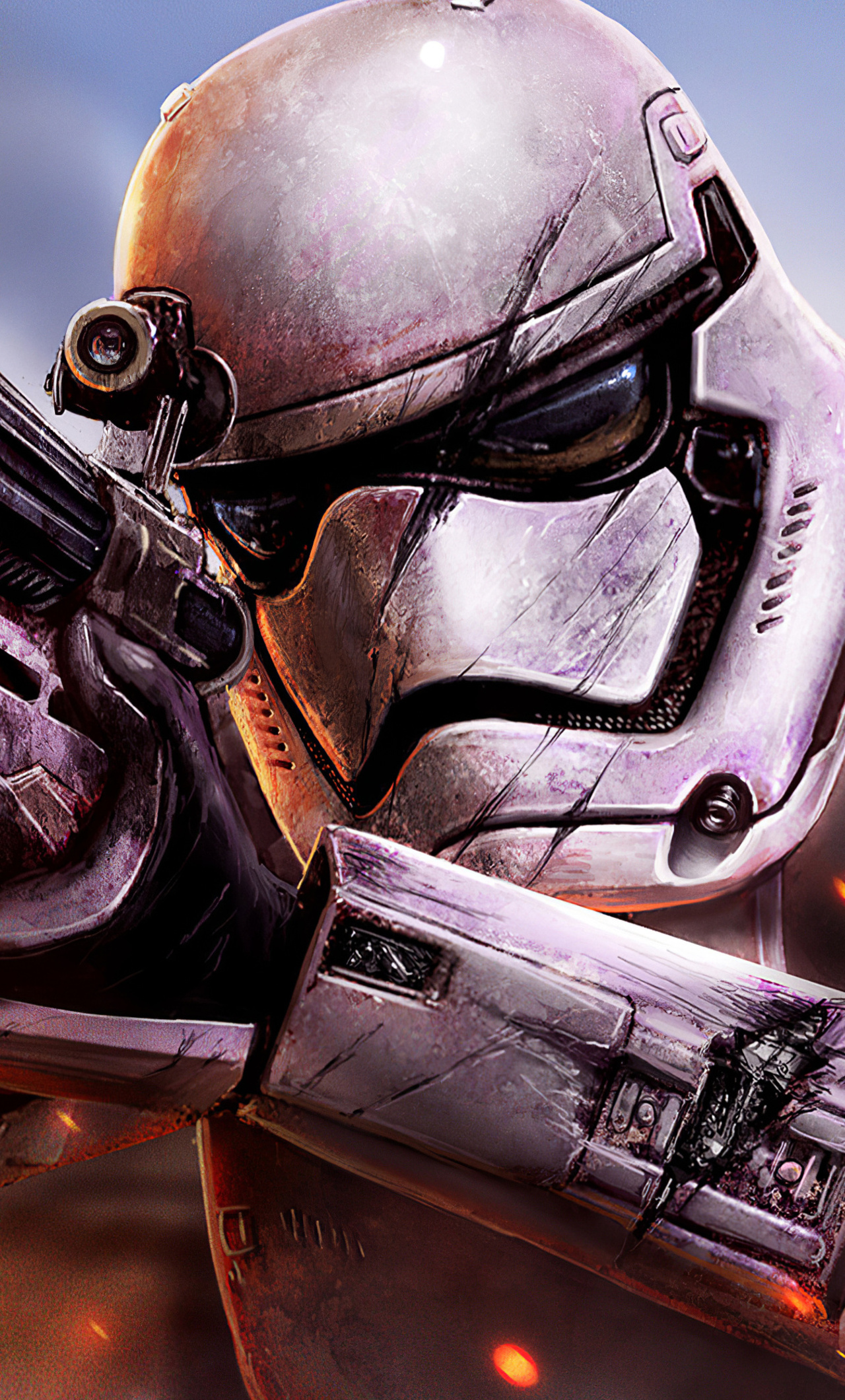 1280x2120 Star Wars Battlefront Stormtrooper Iphone 6 Hd 4k Wallpapers Images Backgrounds Photos And Pictures