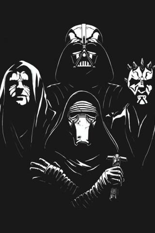 Star Wars Drawing Art