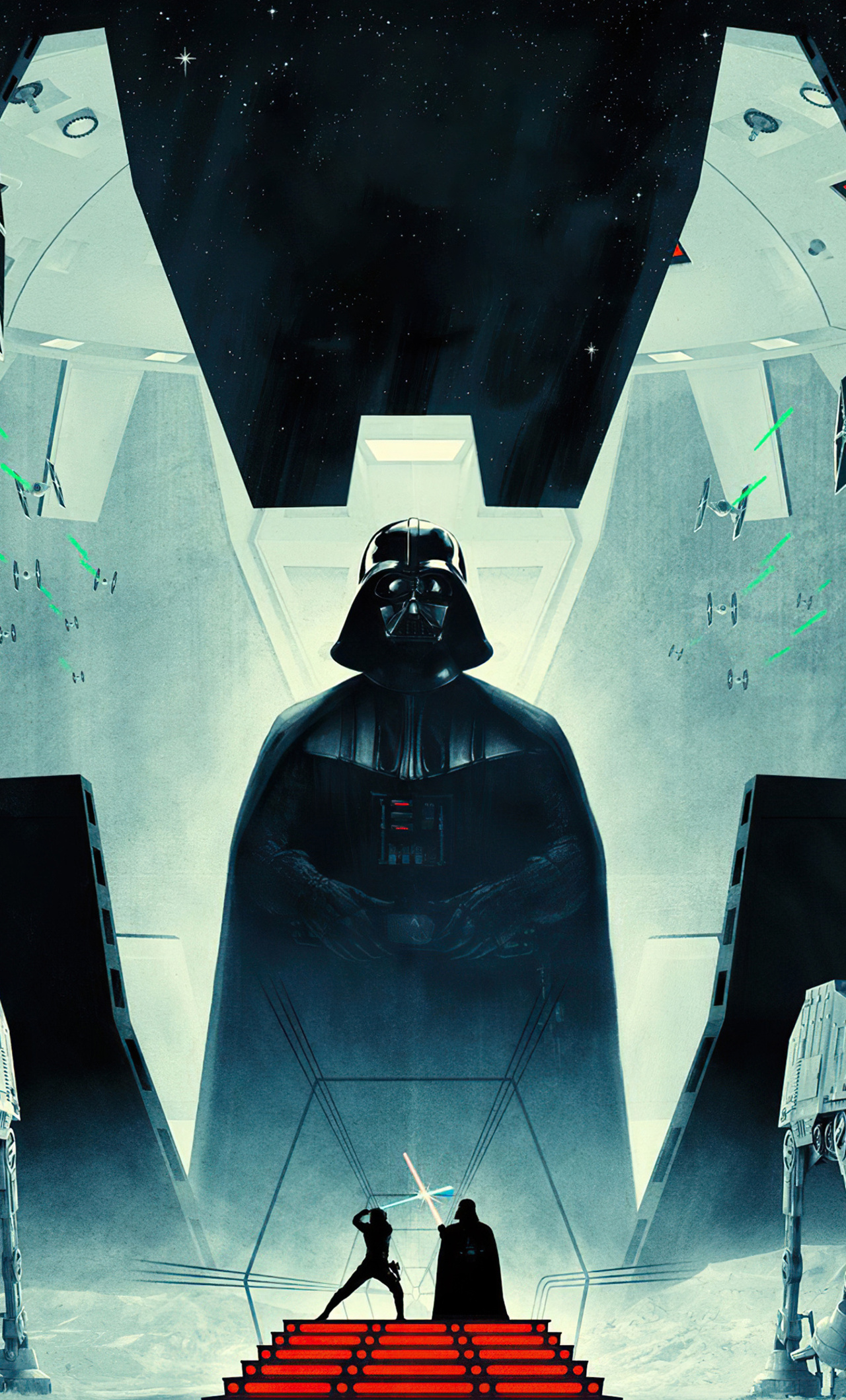 1280x2120 Star Wars Empire Strikes Back Iphone 6 Hd 4k Wallpapers Images Backgrounds Photos And Pictures