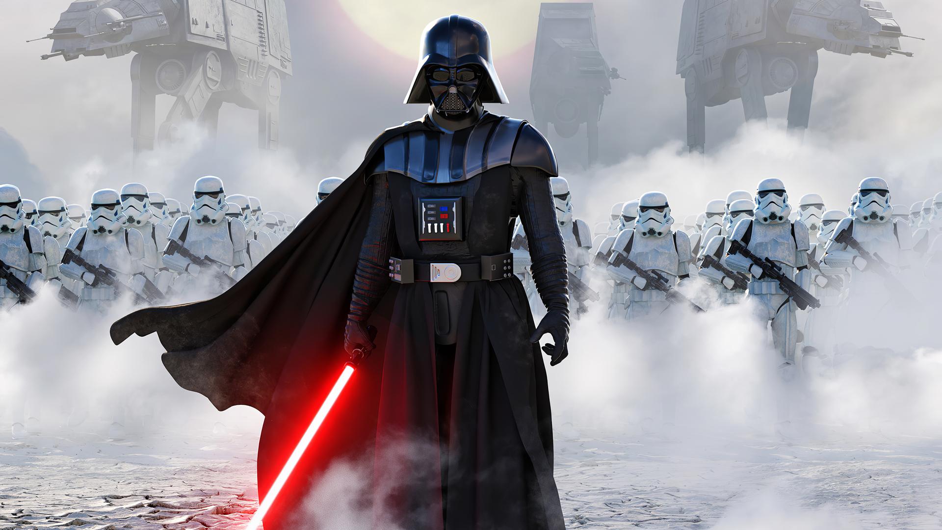 1920x1080 Star Wars Imperial March 4k Laptop Full HD 1080P ...