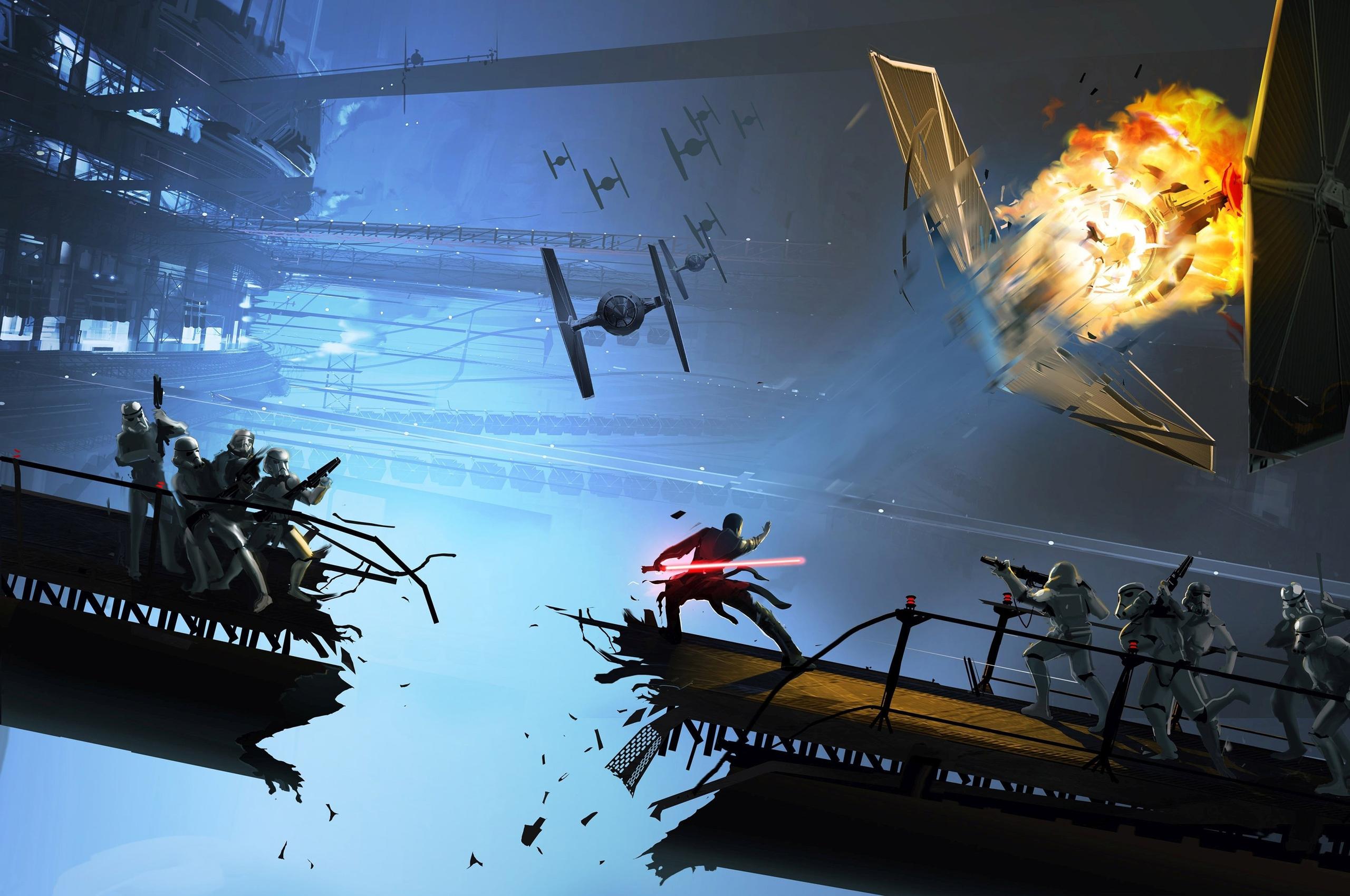 2560x1700 Star Wars Knights Of The Old Republic Chromebook Pixel