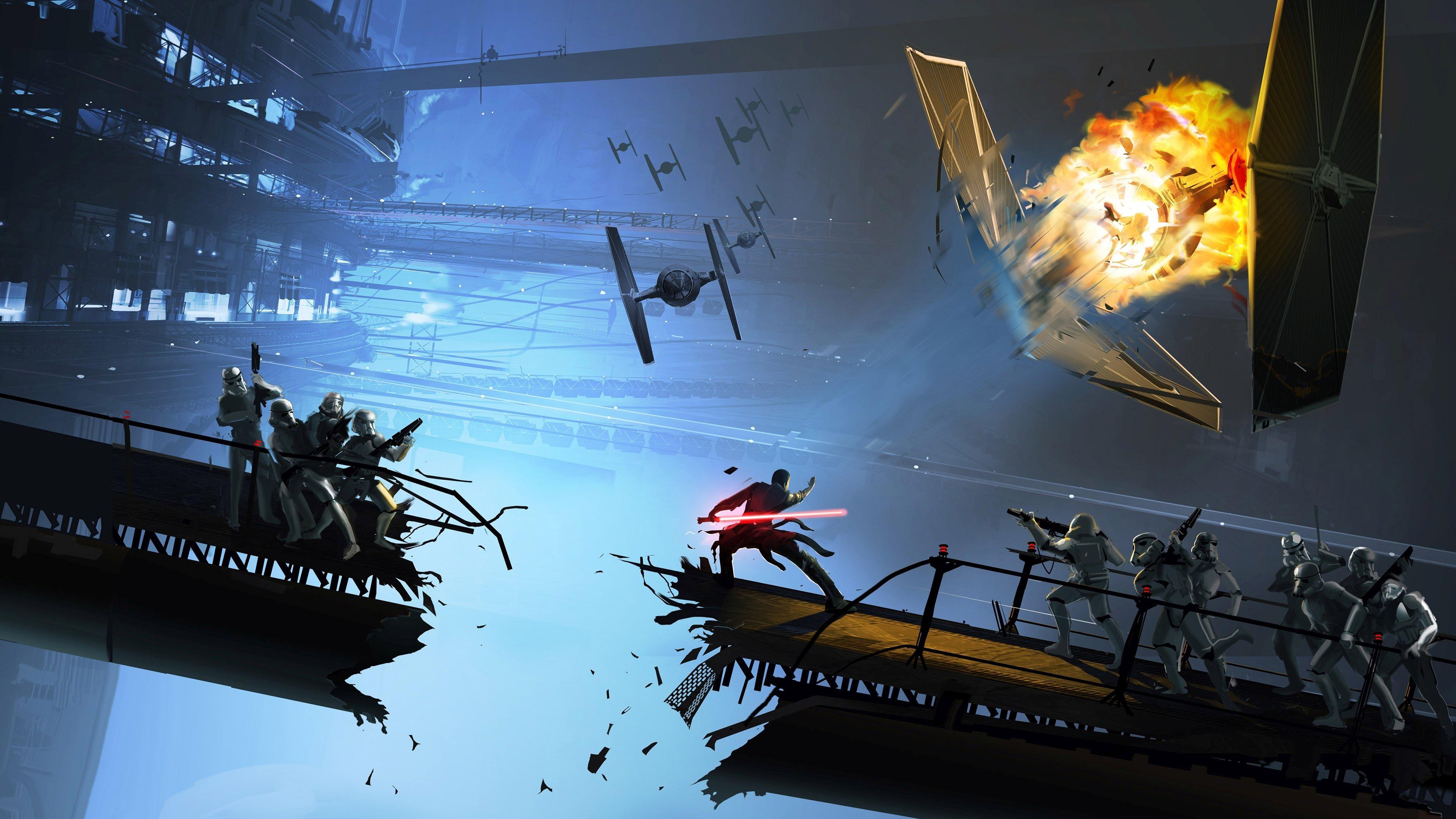 3840x2160 Star Wars Knights Of The Old Republic 4k Hd 4k