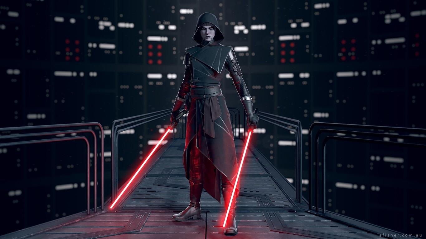 star wars lightsaber art