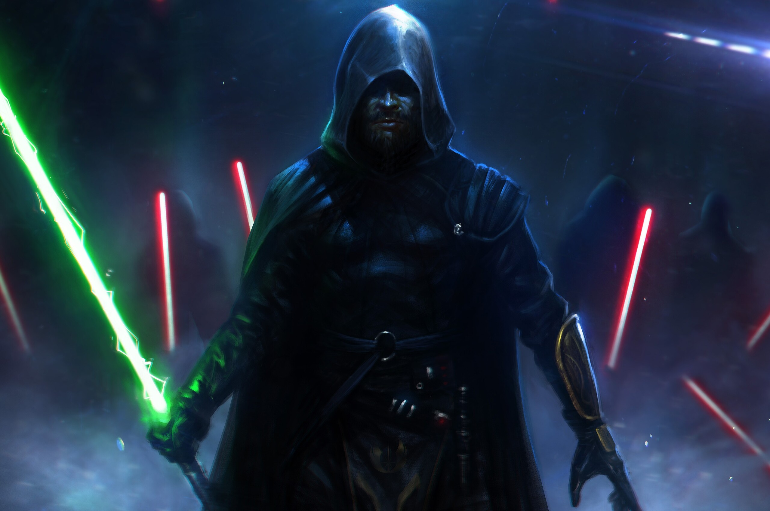 star wars lightsaber science fiction 7s