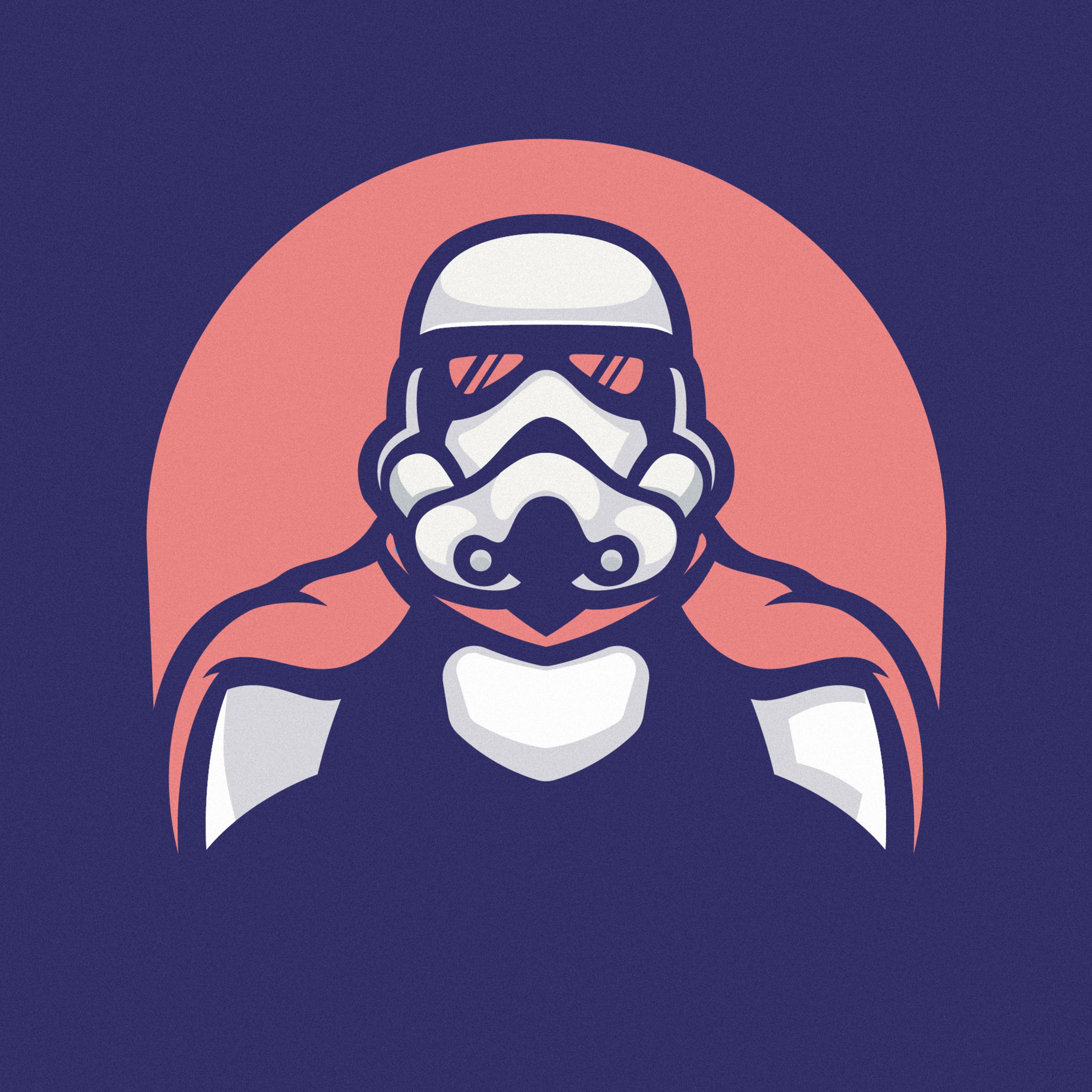 Ultra Hd Star Wars Minimalist Wallpaper