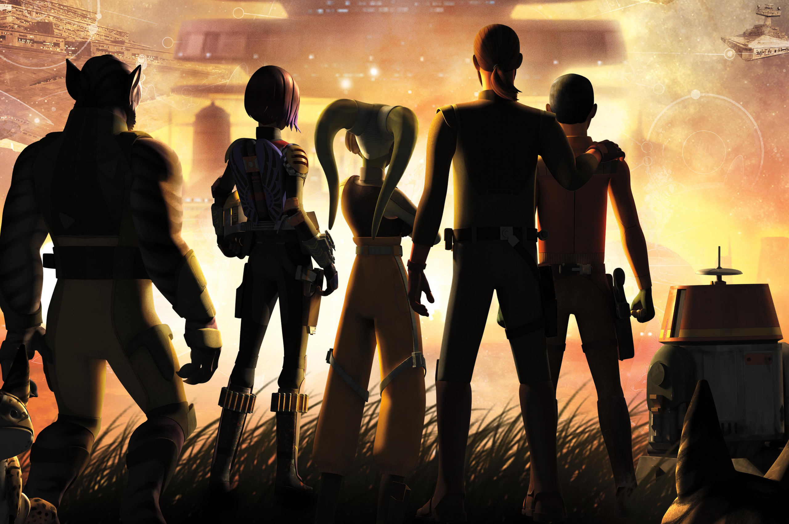 2560x1700 Star Wars Rebels Key Art Chromebook Pixel Hd 4k Wallpapers Images Backgrounds Photos And Pictures
