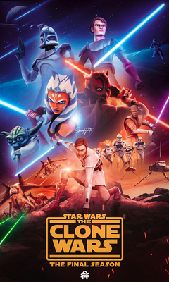 240x400 Star Wars The Clone Wars 4k Acer E100 Huawei Galaxy S Duos Lg 8575 Android Hd 4k Wallpapers Images Backgrounds Photos And Pictures